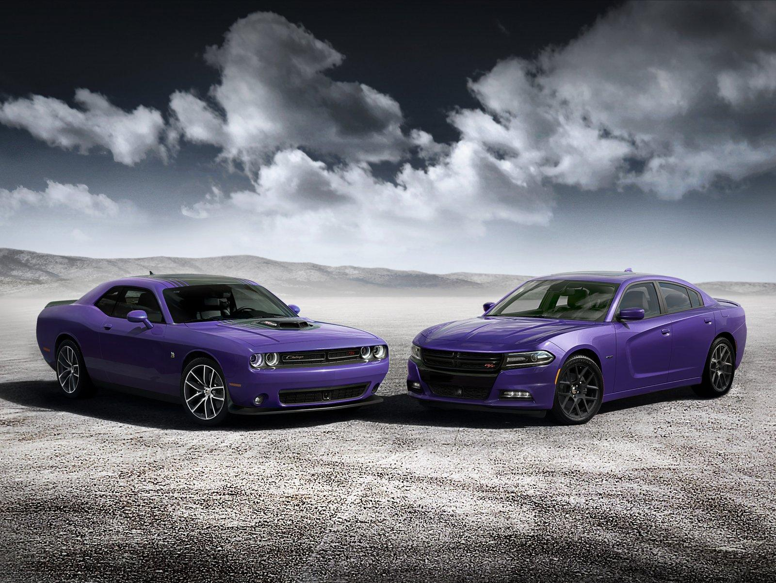 2016 Dodge Challenger Order Date and Details Revealed, Plum Crazy Pearl Finish Confirmed ...