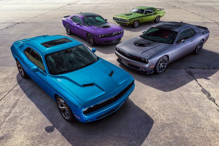 2016 dodge challenger order date and details revealed plum crazy pearl finish confirmed