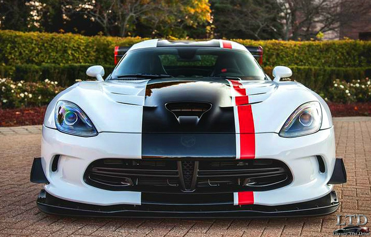 2016 Dodge Viper ACR Rumoured to Start Production in July ...