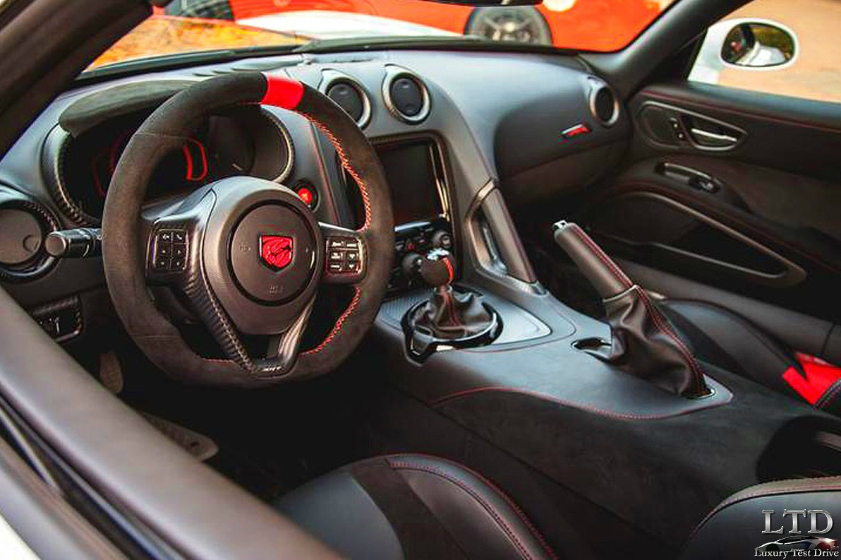 2016 Dodge Viper Acr Rumoured To Start Production In July