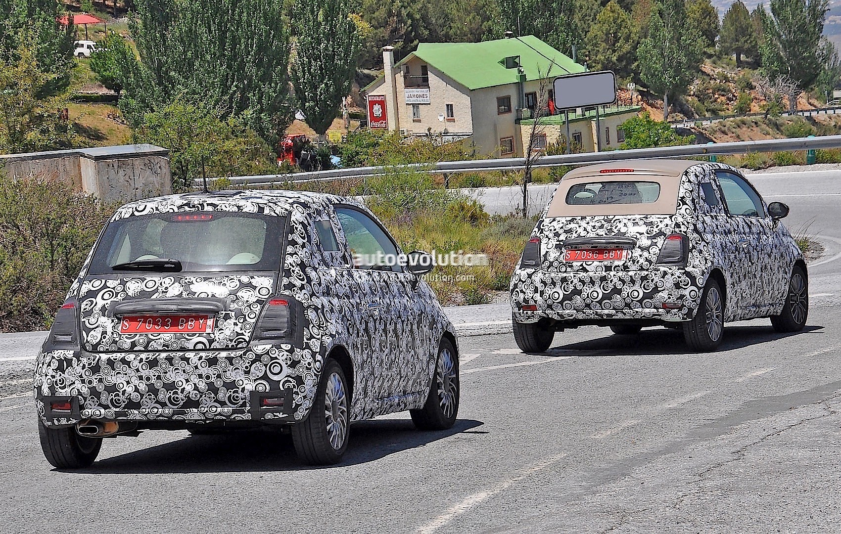 2015 - [Fiat] 500 Restylée - Page 12 2016-fiat-500-facelift-spied-testing-under-the-summer-sun-photo-gallery_9