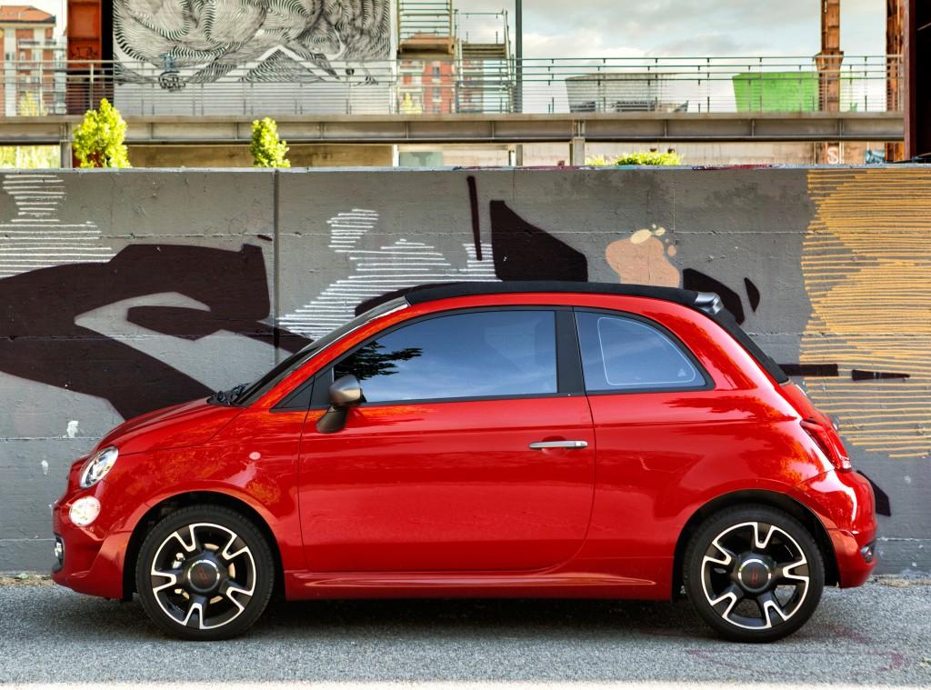 2016 Fiat 500s Is A No Nonsense City Car 2016 Abarth 595