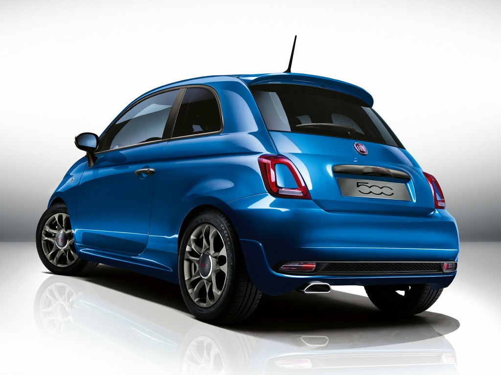 2016 fiat 500s is a no nonsense city car 2016 abarth 595. Black Bedroom Furniture Sets. Home Design Ideas