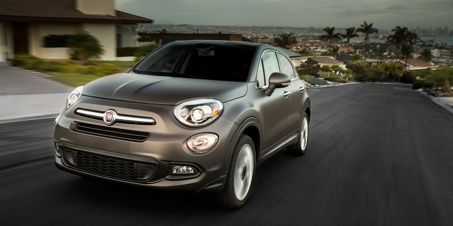 2016 fiat 500x price in the us 20 000 for the no nonsense urban adventurer. Black Bedroom Furniture Sets. Home Design Ideas