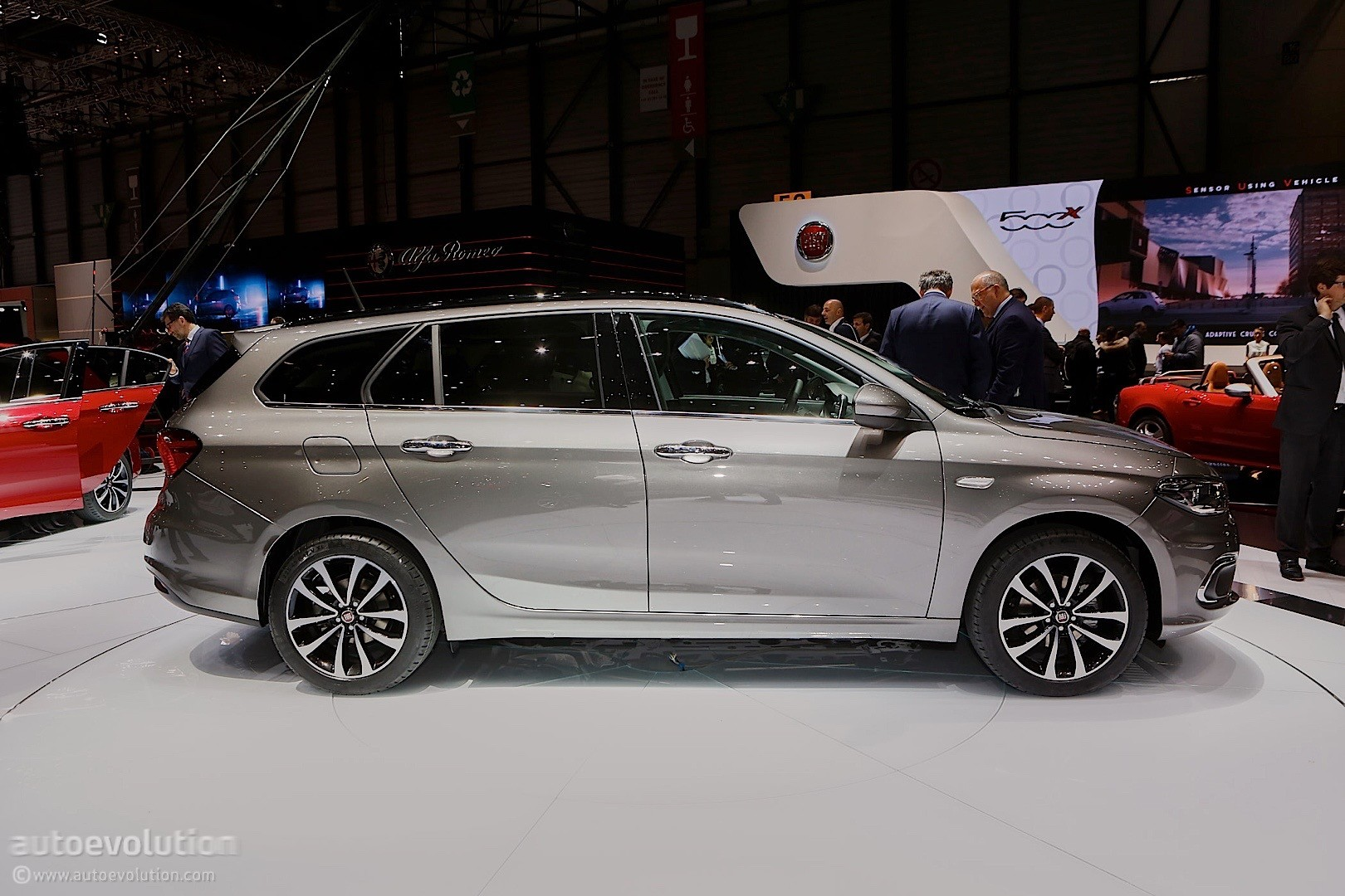 ... 2016 Fiat Tipo Hatchback Estate ...