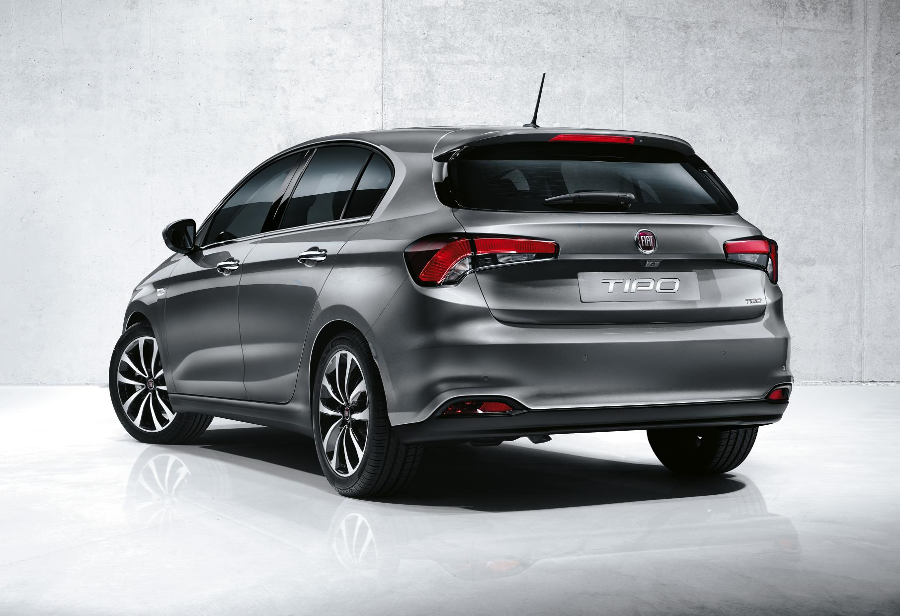 2016 Fiat Tipo Hatchback Priced At  U20ac12 750 In Italy