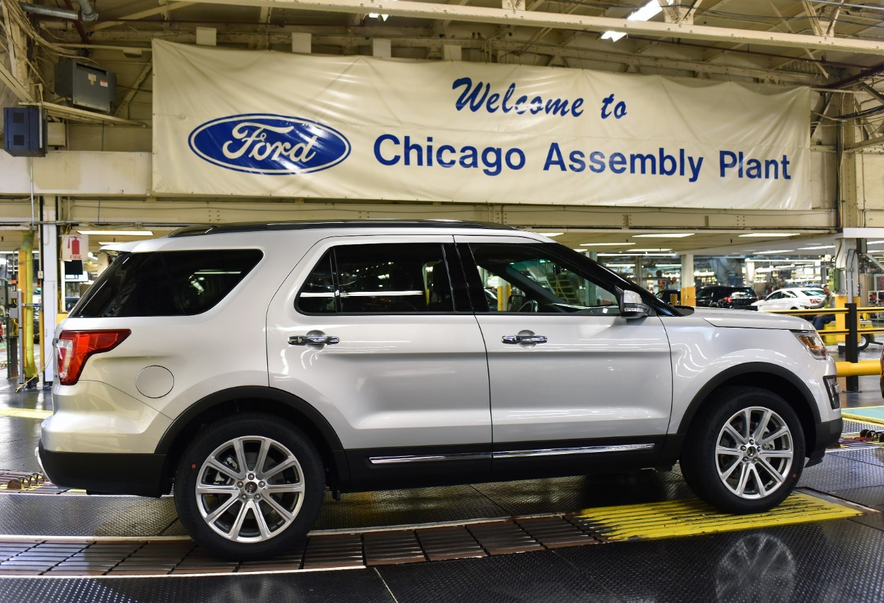 Build Your Own 2016 Ford Explorer Website Fires Up, Priced ...