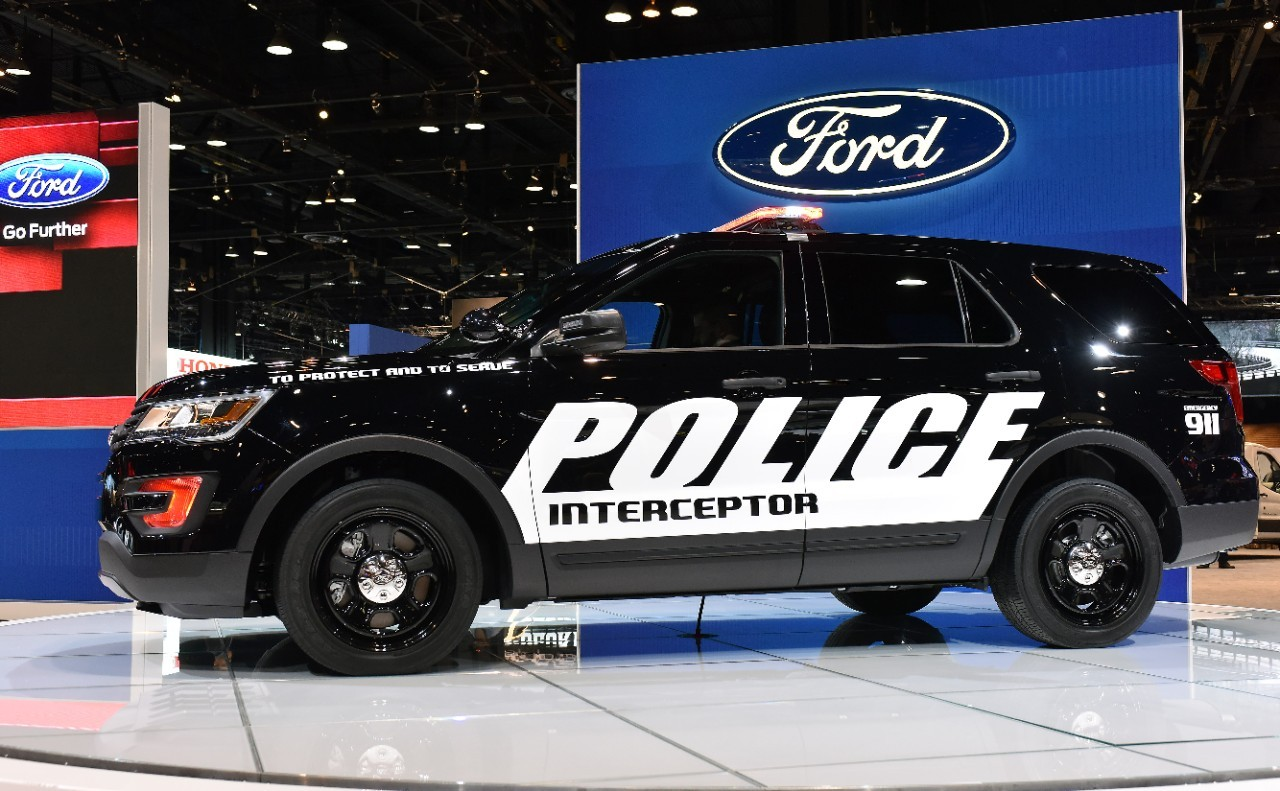 2016 ford explorer police interceptor utility is here to serve and protect autoevolution. Black Bedroom Furniture Sets. Home Design Ideas