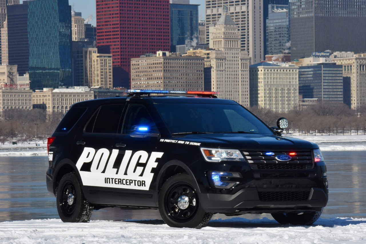 2016 ford explorer police interceptor utility