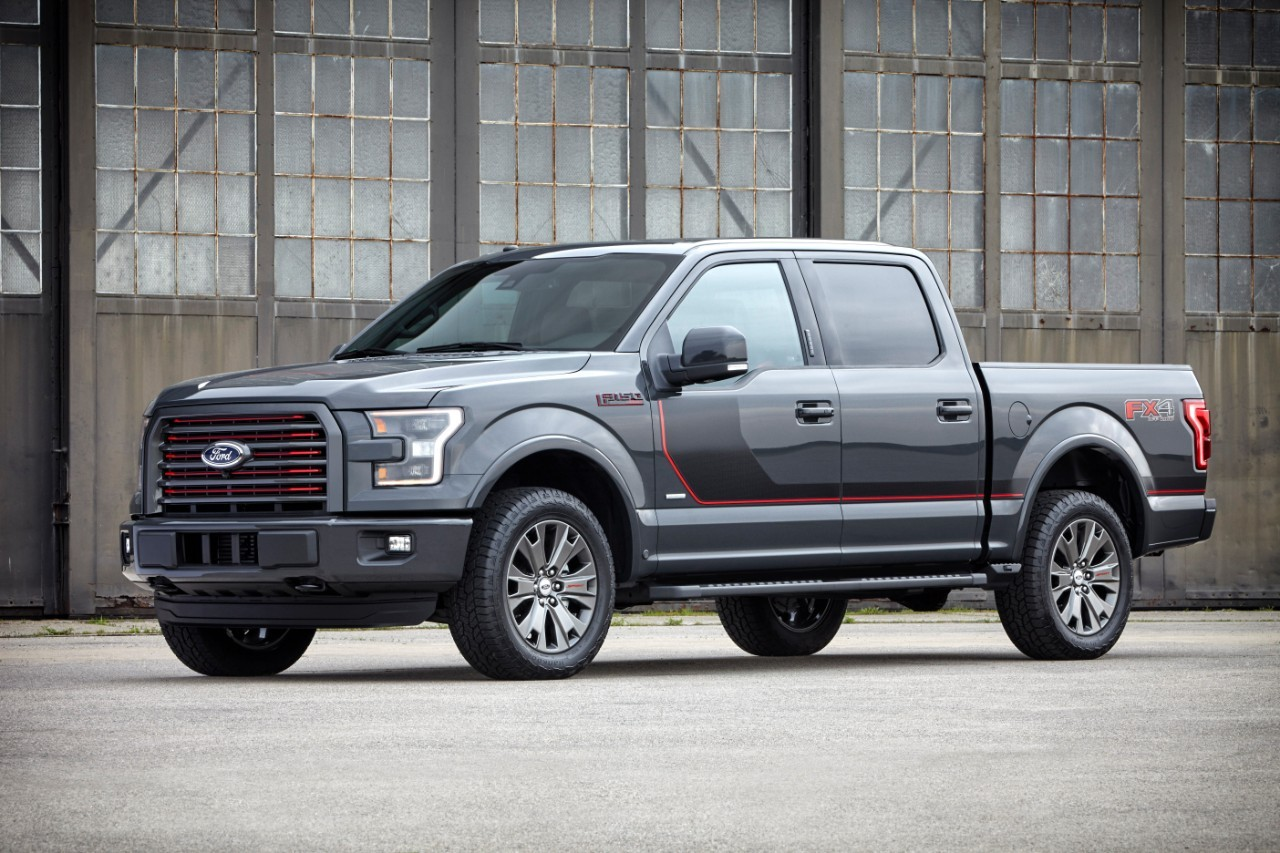 2016 Ford F-150 Special Edition Appearance Package Unveiled - autoevolution