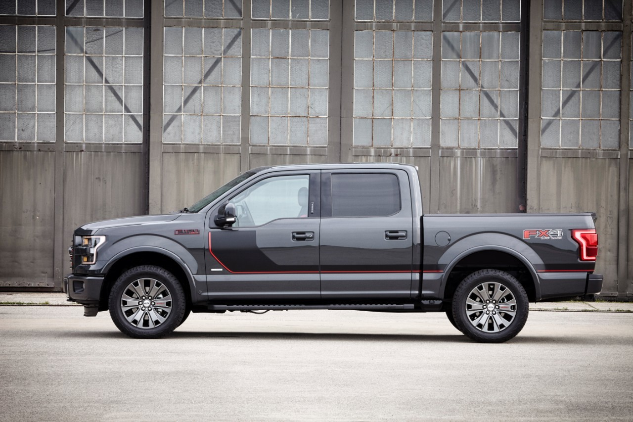 2016 Ford F-150 Special Edition Appearance Package ...