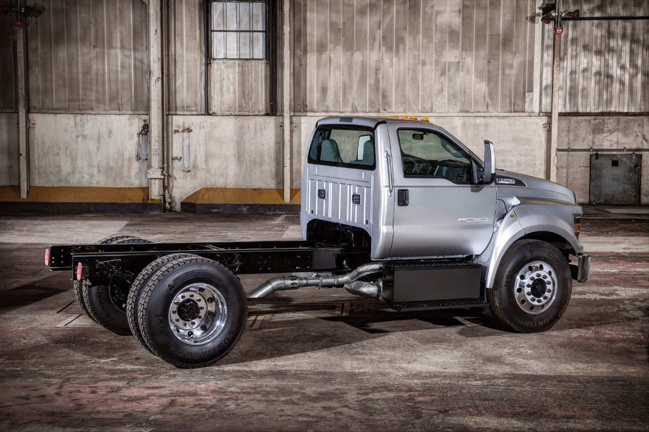 2016 Ford F 650 F 750 Super Duty Available This Summer