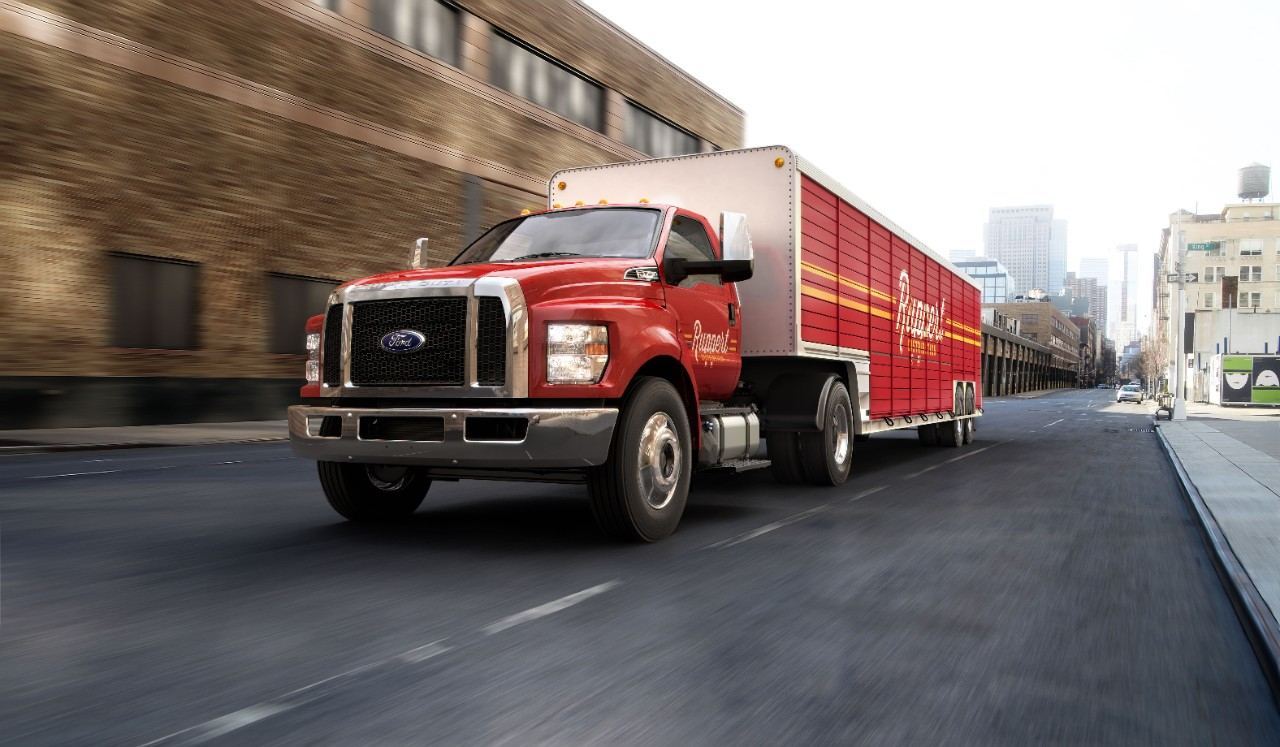 2016 Ford F-650, F-750 Trucks Unveiled - autoevolution
