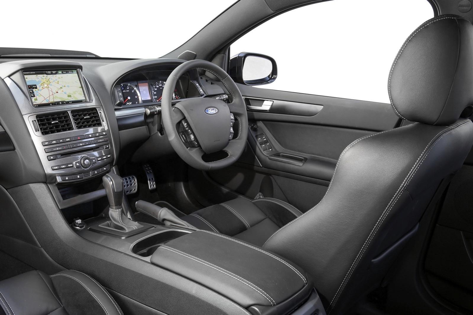 2016 Ford Falcon XR6 Turbo Sprint & XR8 Sprint Make Online Debut