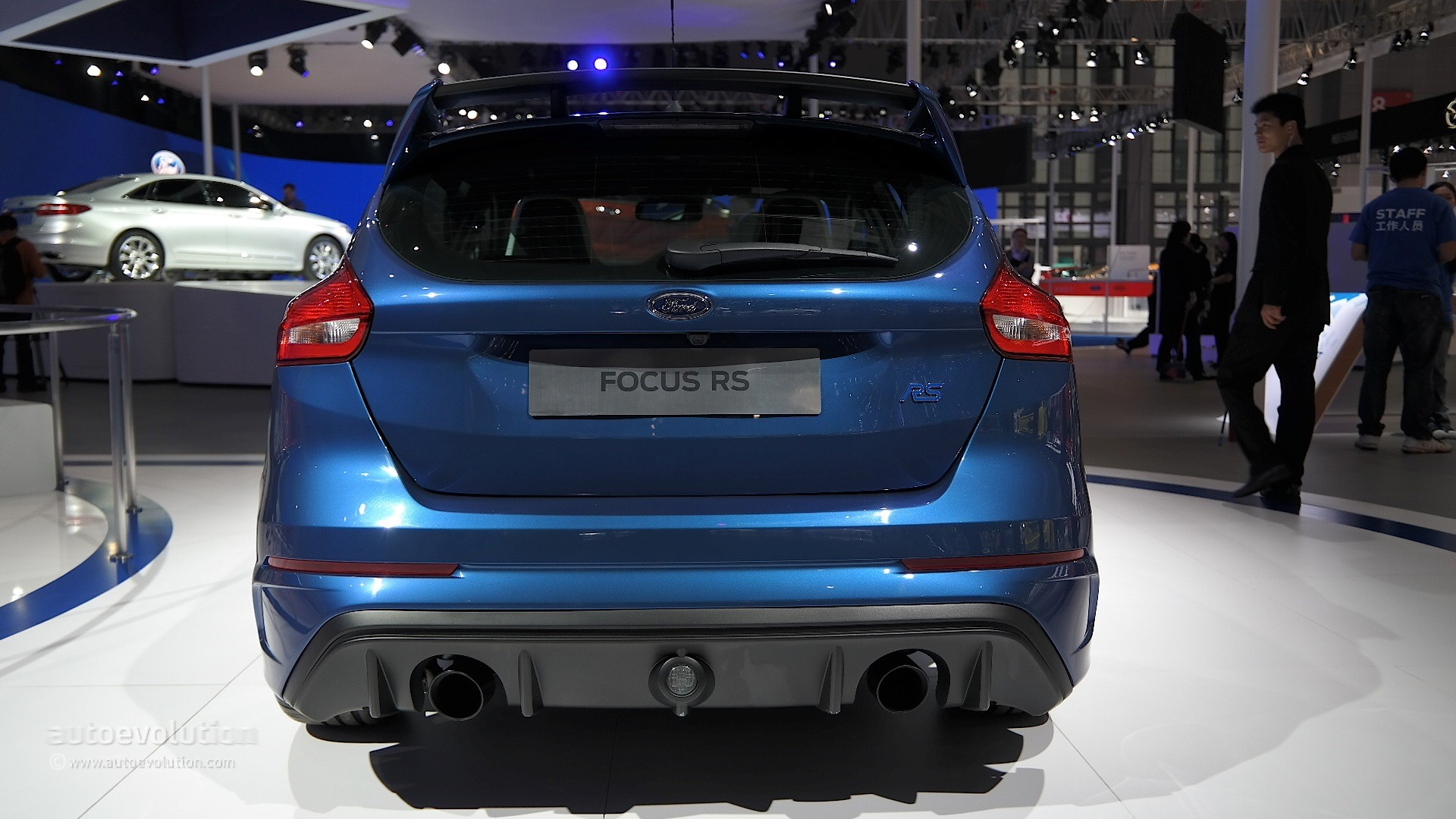 Focus St Hp >> 2016 Ford Focus RS Arriving in China via the Shanghai Auto