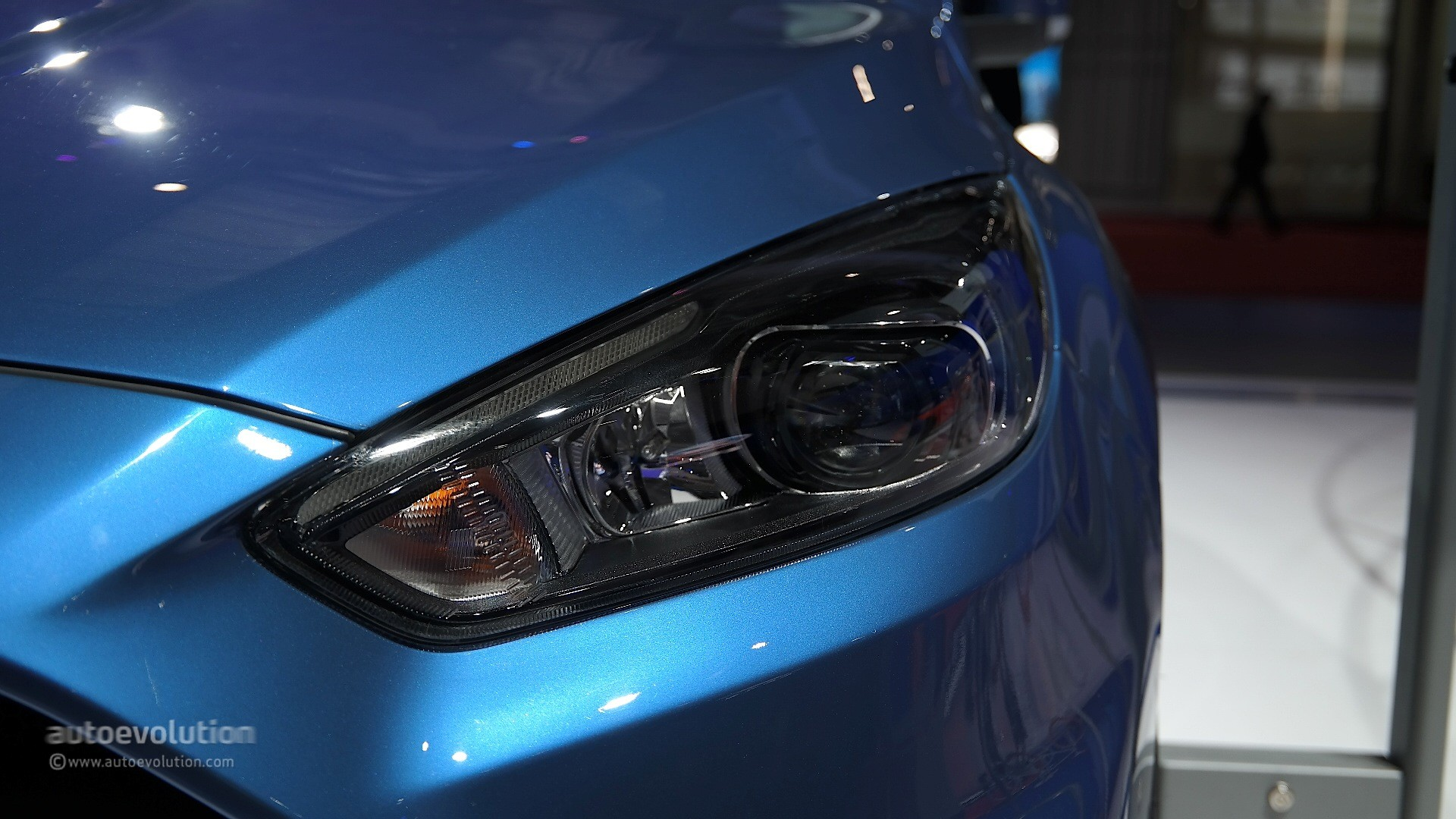 2016 Ford Focus RS Arriving in China via the Shanghai Auto Show - autoevolution