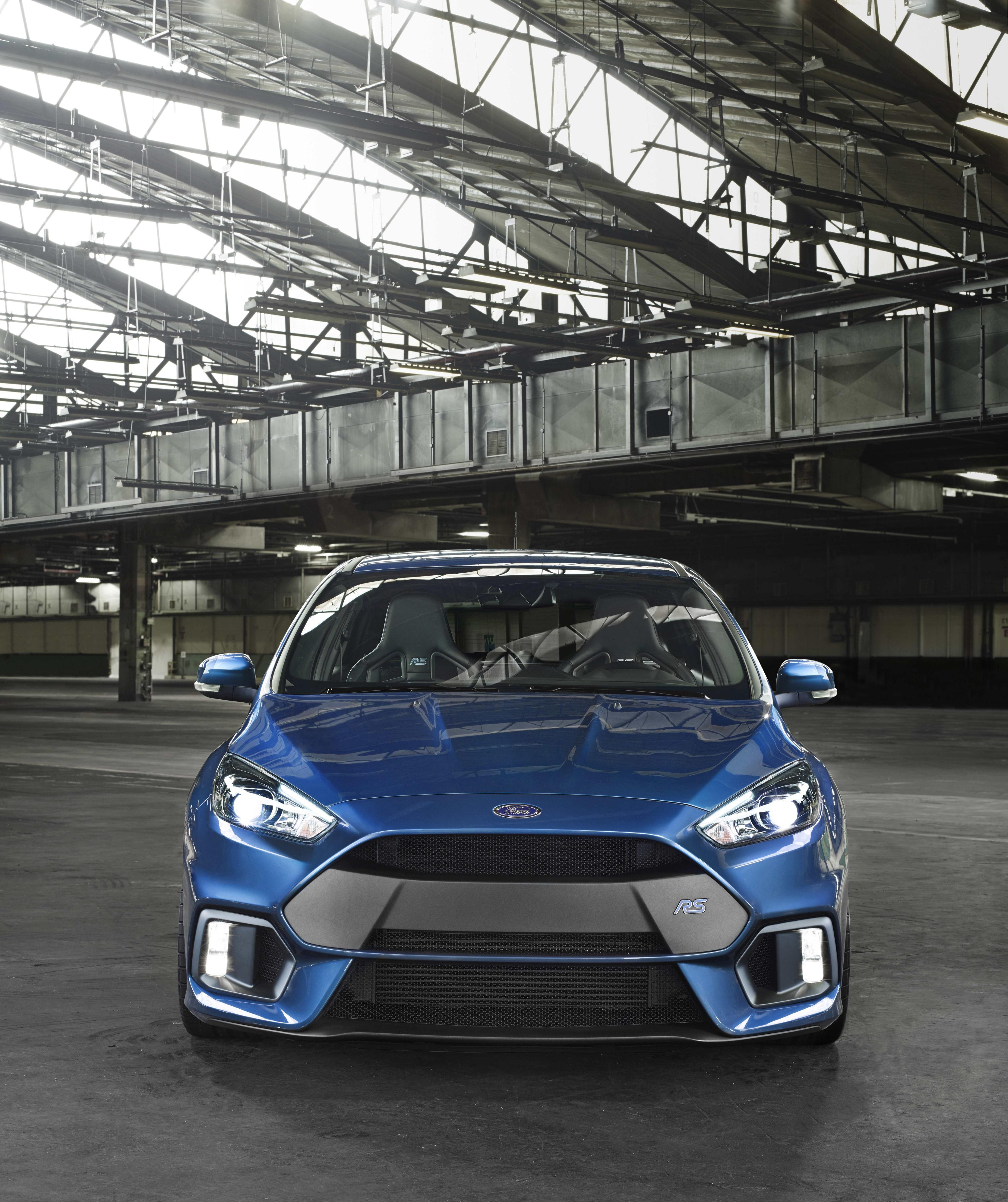 2016 ford focus rs has a hoonage oriented all wheel drive system autoevolution. Black Bedroom Furniture Sets. Home Design Ideas