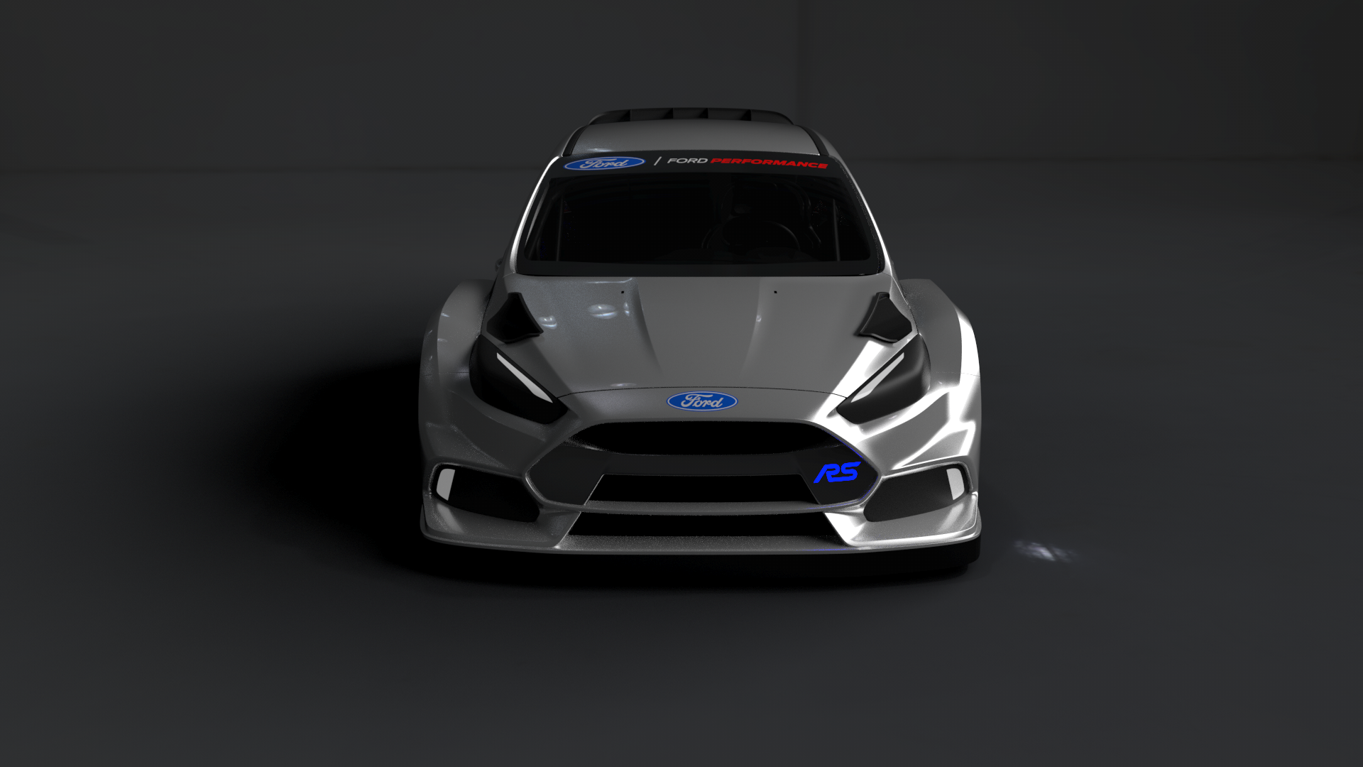 2016 Ford Focus RS Rallycross Car Confirmed, Here Are the Specs - autoevolution
