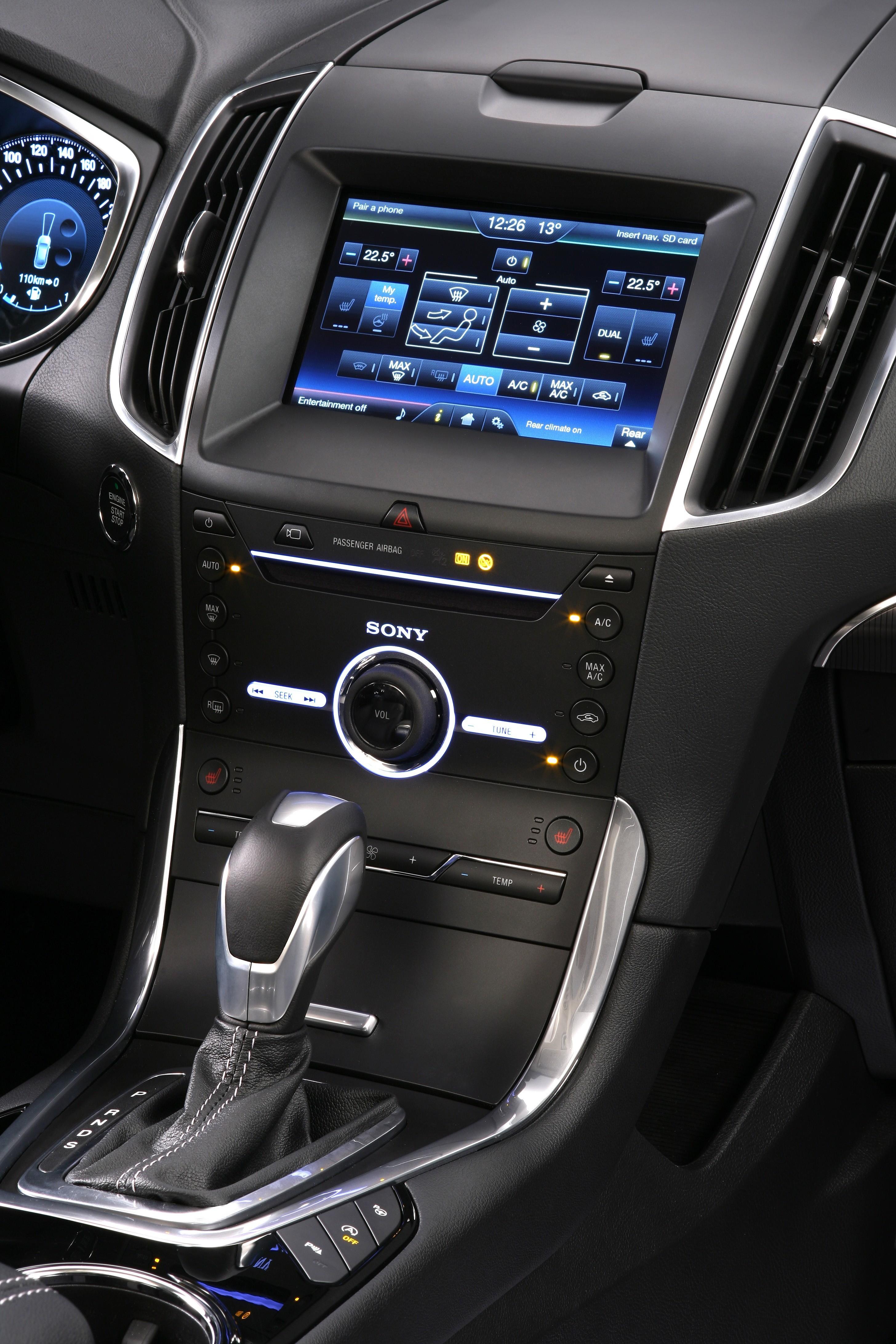 2016 Ford Galaxy Revealed Rides On Cd4 Platform