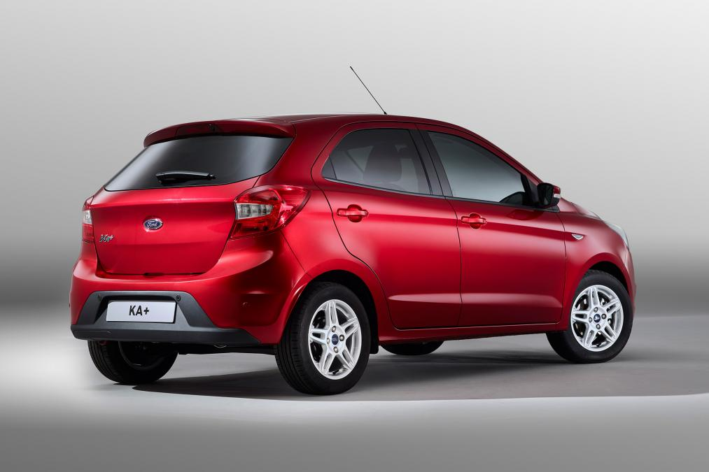 2016 ford ka debuts in europe priced from 9 990 autoevolution. Black Bedroom Furniture Sets. Home Design Ideas