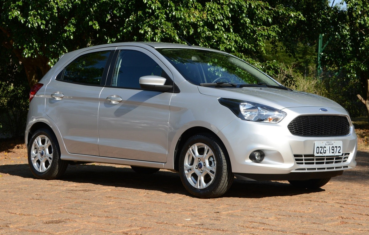 Ford Ka Getting Two Liter Petrol Engines And Hp Diesel