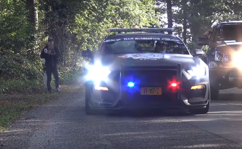 2016 Ford Mustang Shelby GT350 Police Car Is a Shameless ...