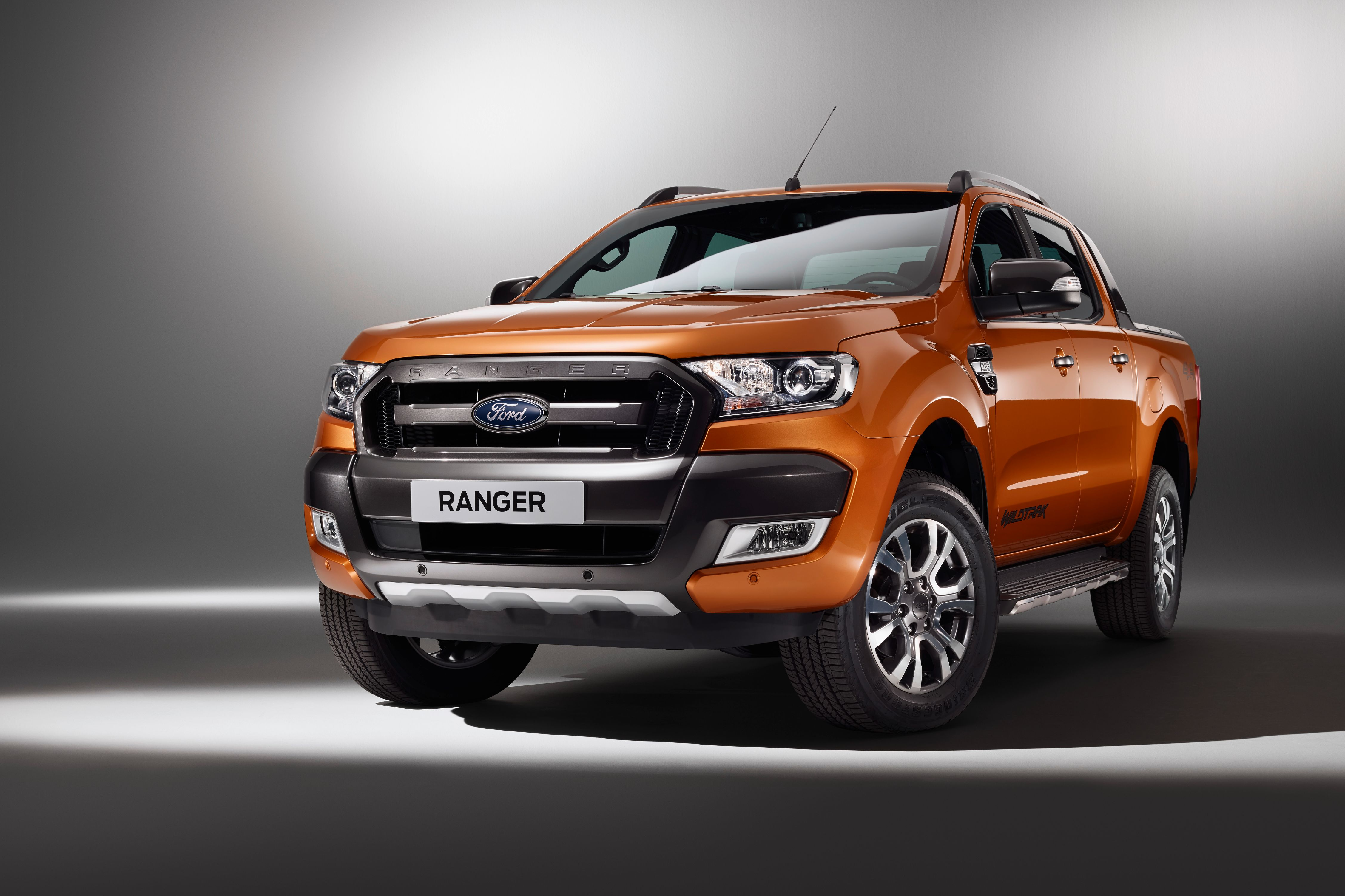 2016 ford ranger prepares to hit european showrooms autoevolution