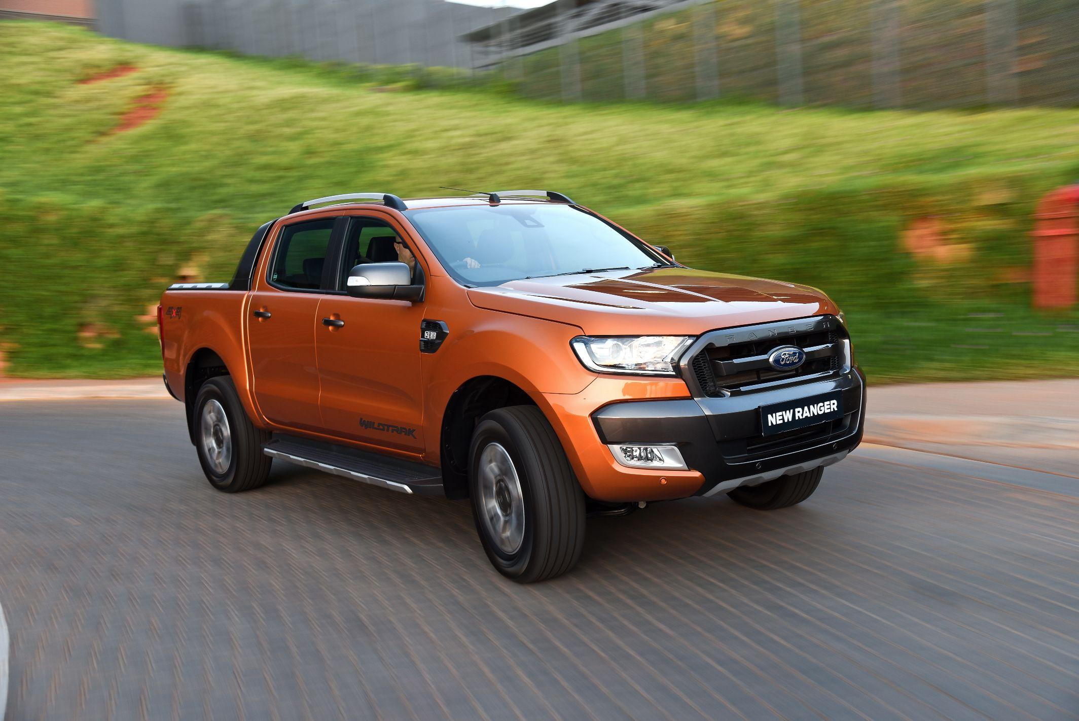 2016 Ford Ranger Prepares to Hit European Showrooms ...