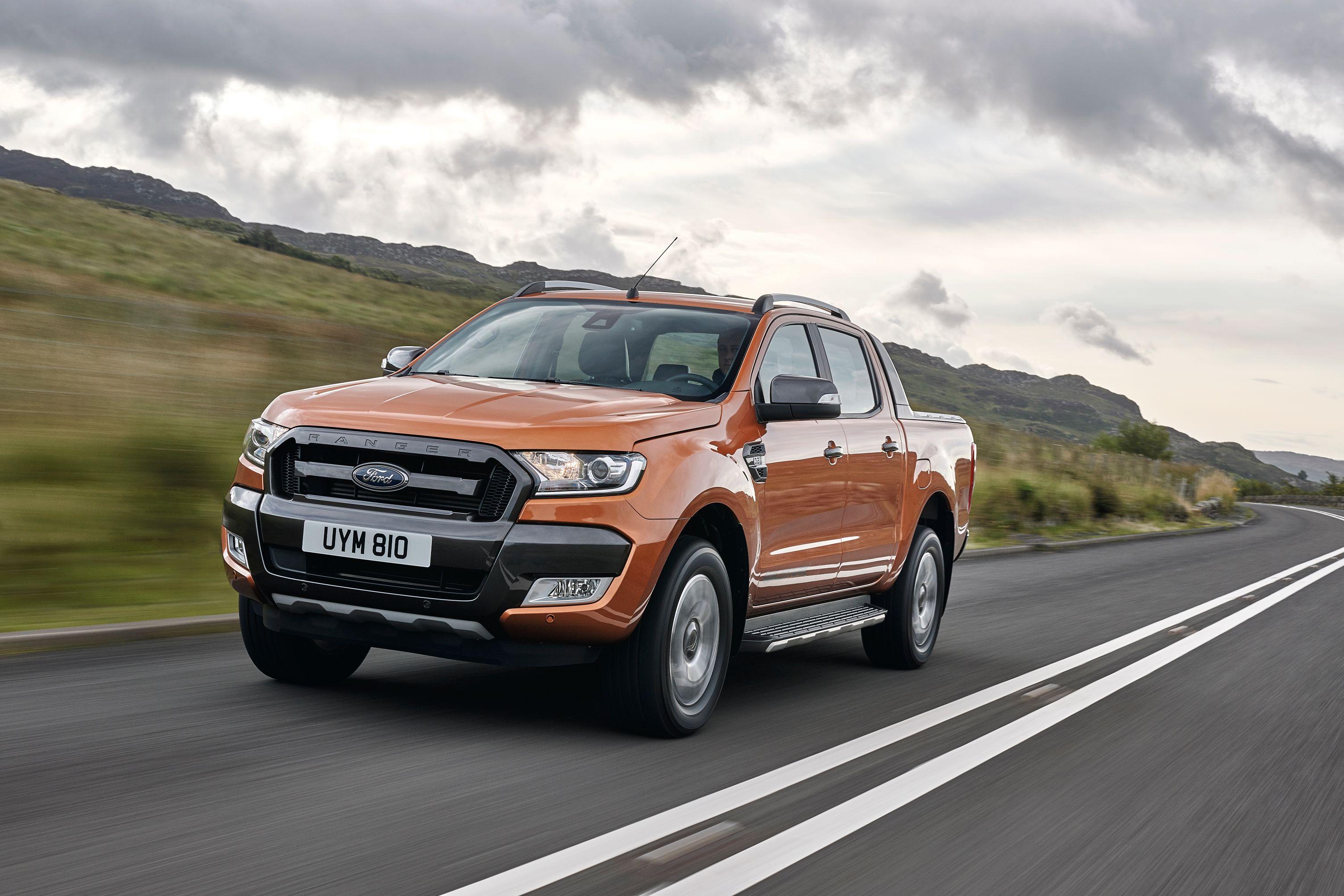 2016 Ford Ranger Prepares to Hit European Showrooms - autoevolution