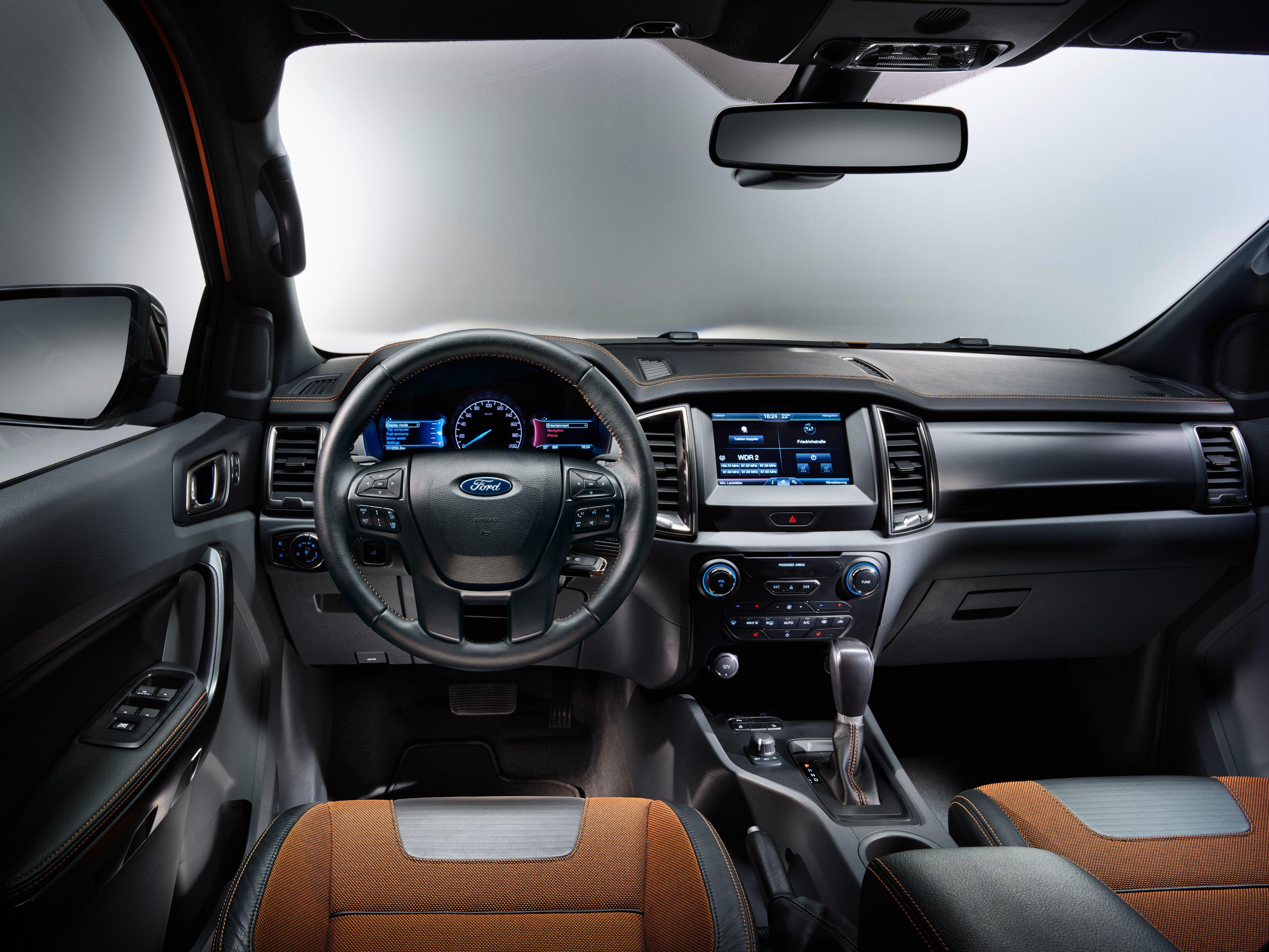 2016 Ford Ranger >> 2016 Ford Ranger Prepares To Hit European Showrooms Autoevolution