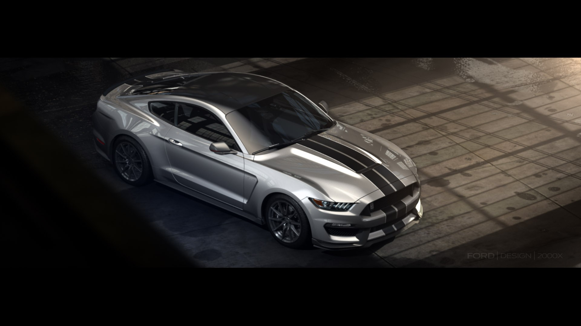 2016 ford shelby gt350 mustang breaks cover video autoevolution. Black Bedroom Furniture Sets. Home Design Ideas