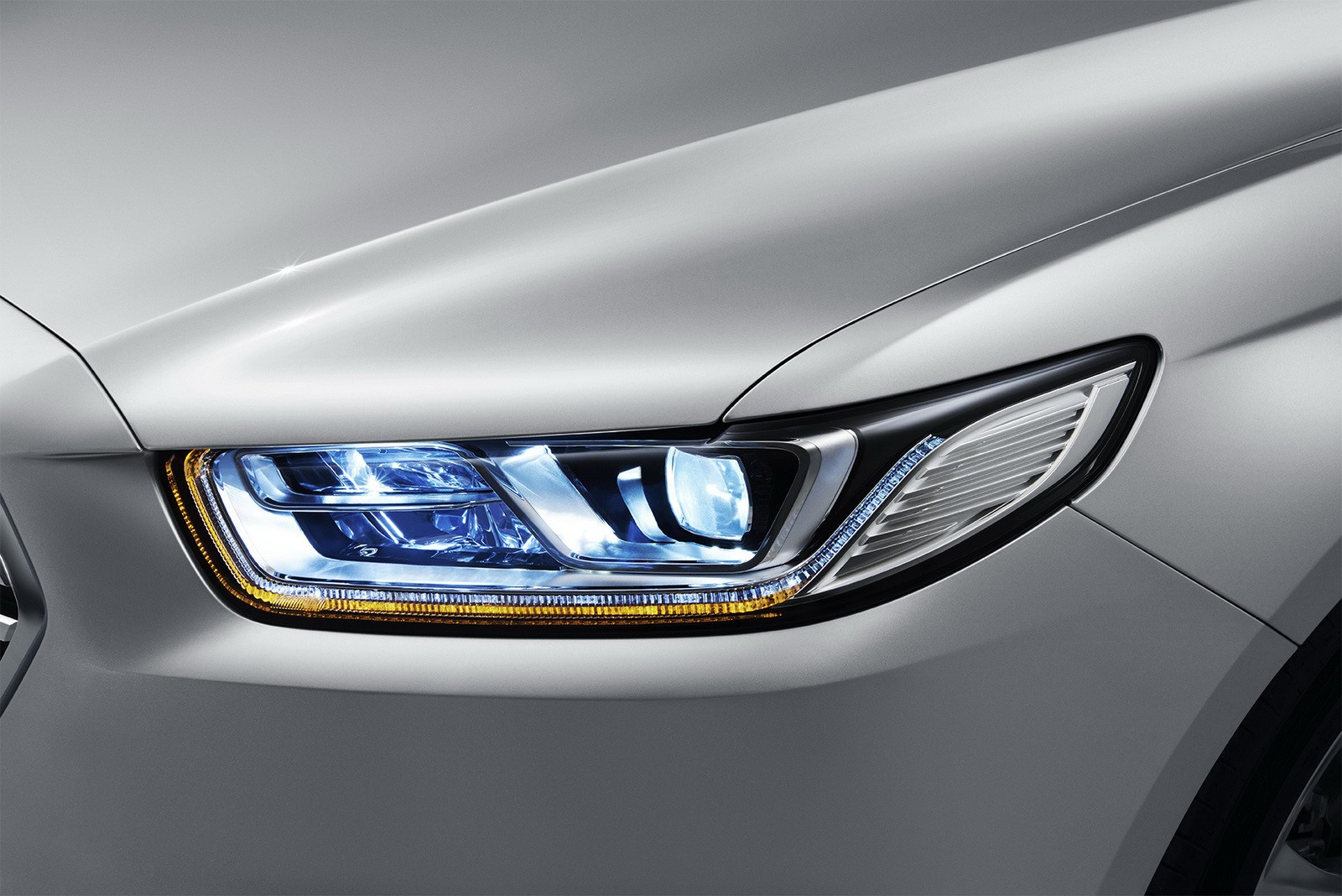 2016 Ford Taurus Makes Online Appearance Before Auto Shanghai 2015 Debut - autoevolution