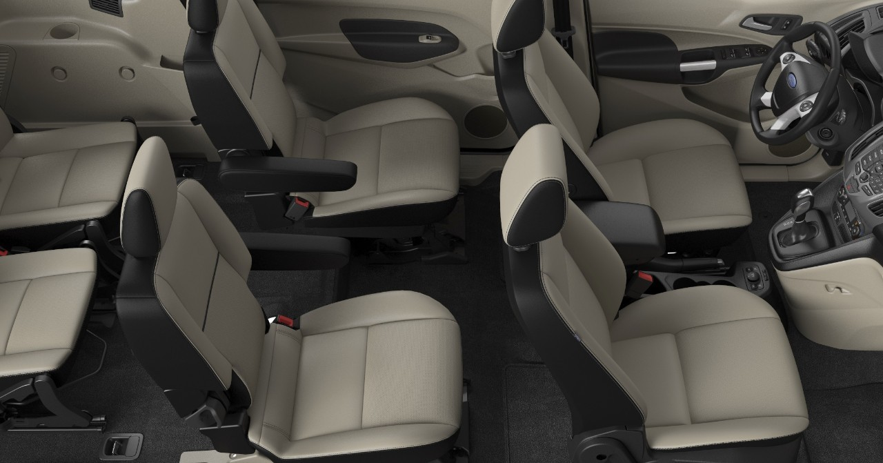 2016 Ford Transit Family Updates Detailed