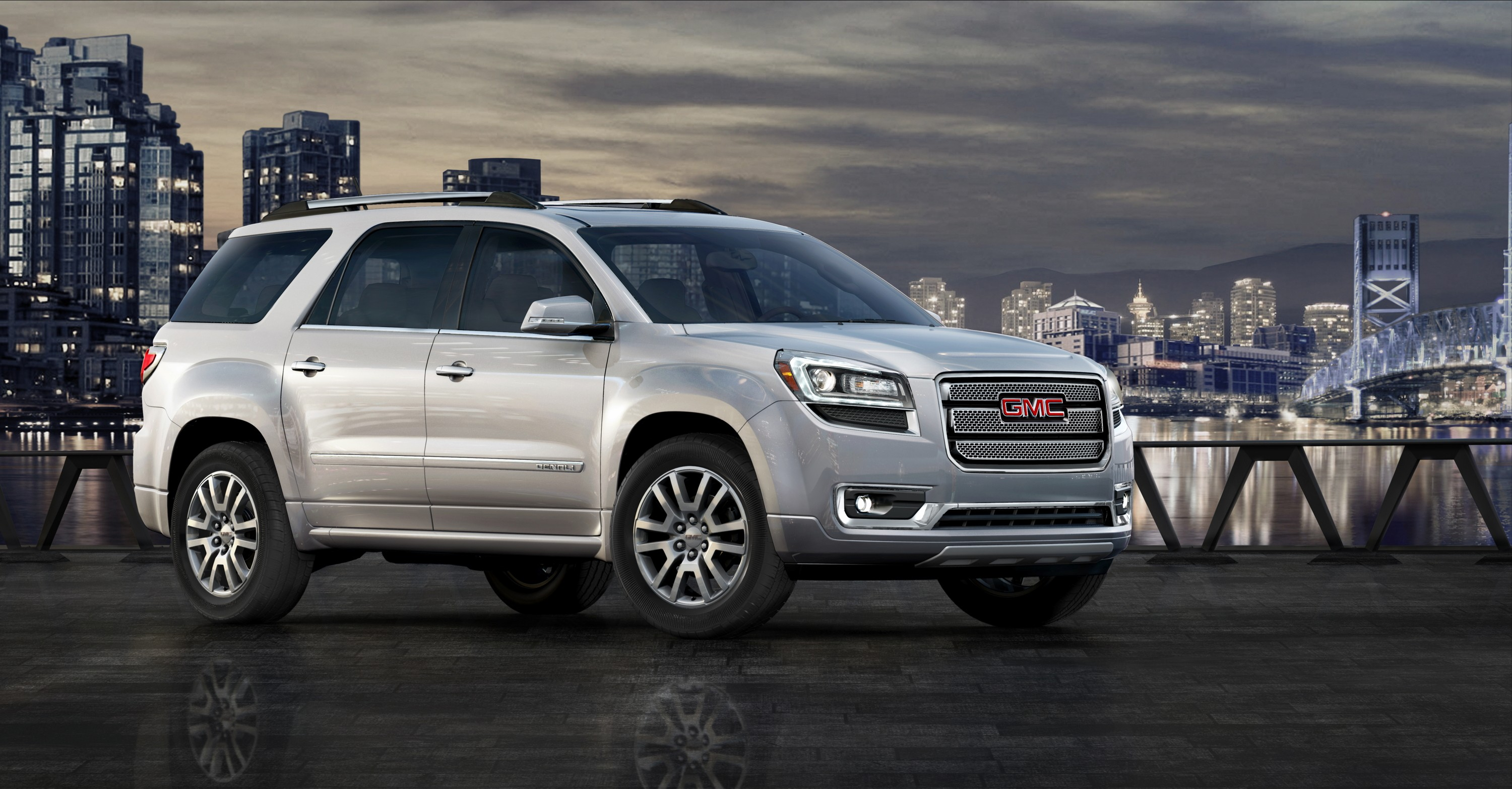 New Nissan Maxima >> 2016 GMC Acadia Introduced With OnStar 4G LTE - autoevolution