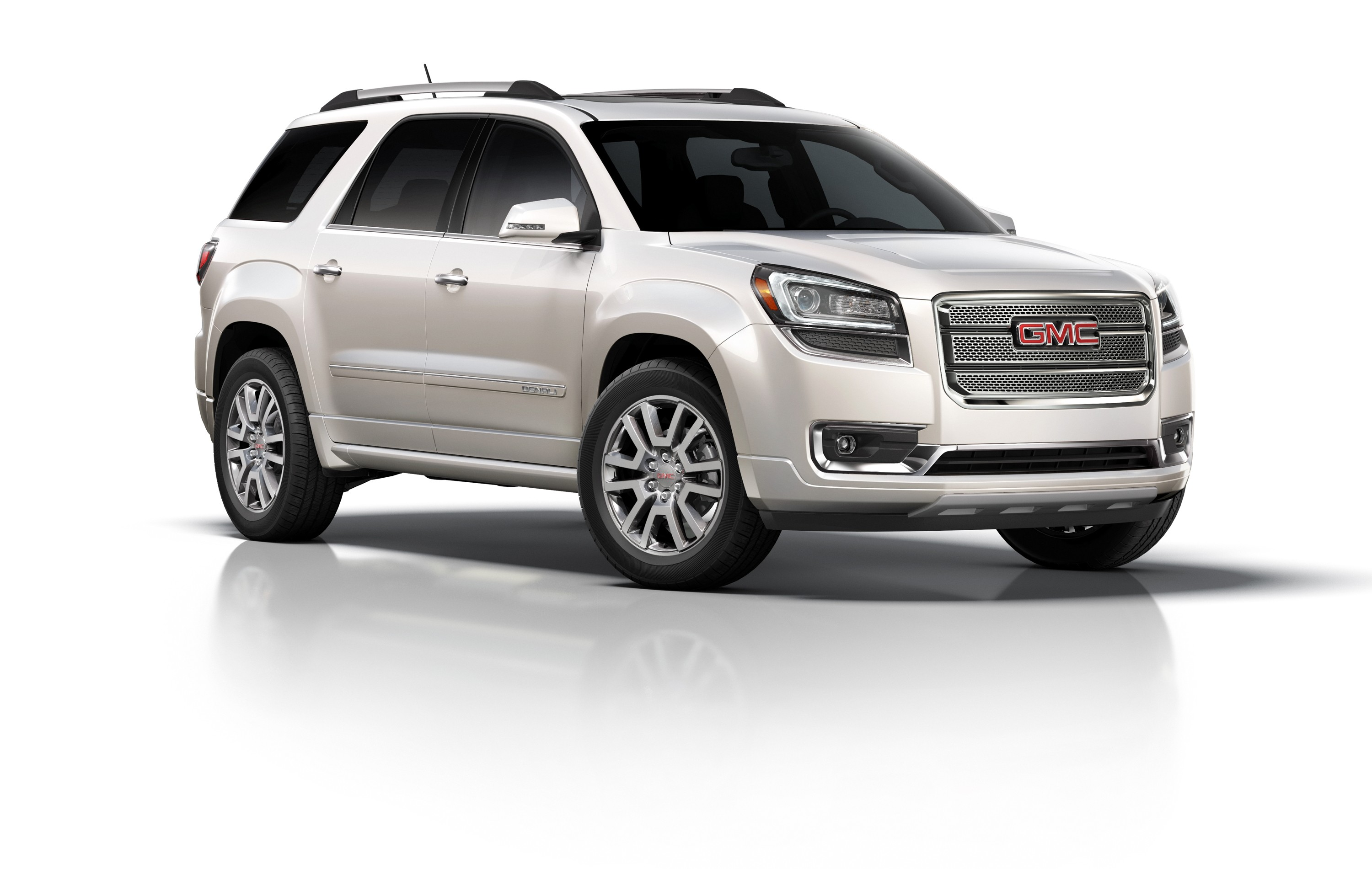 Gmc Latest Models >> 2016 GMC Acadia Introduced With OnStar 4G LTE - autoevolution