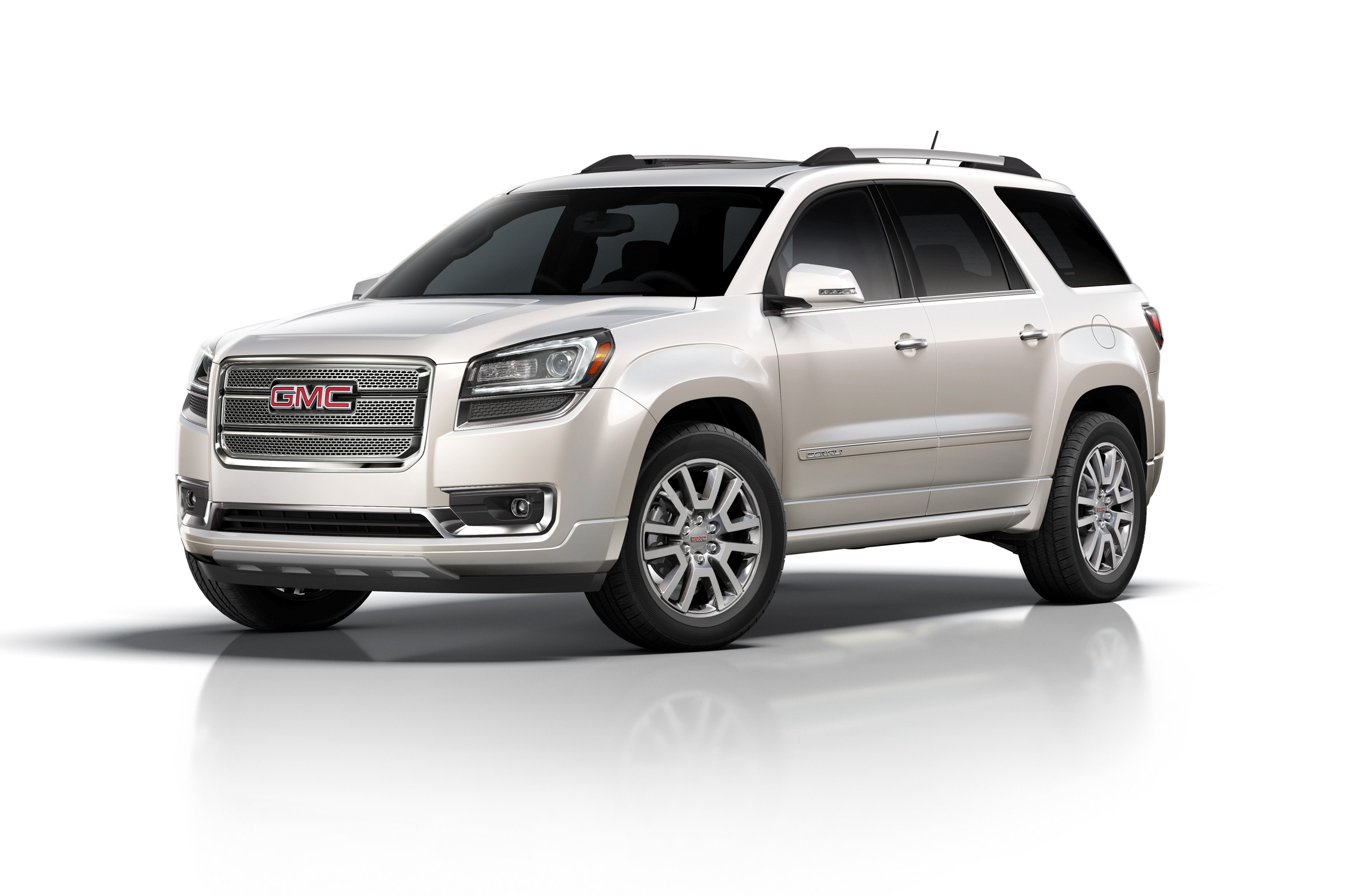 Gmc Acadia Lease >> 2016 GMC Acadia Introduced With OnStar 4G LTE - autoevolution