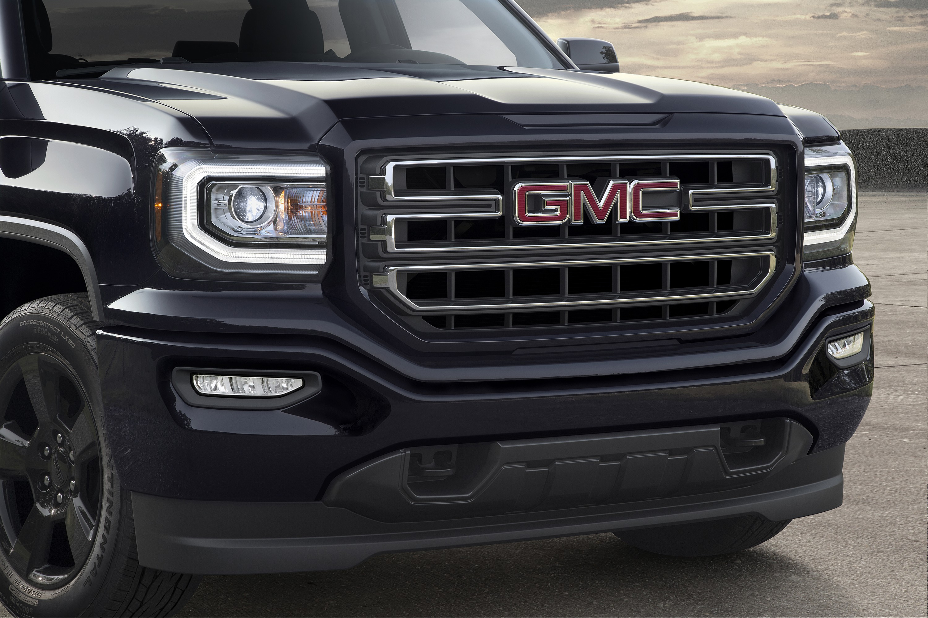 Gmc Elevation 2017 >> 2016 GMC Sierra Elevation Edition is an Appropriate Pickup Truck for a Sith Lord - autoevolution