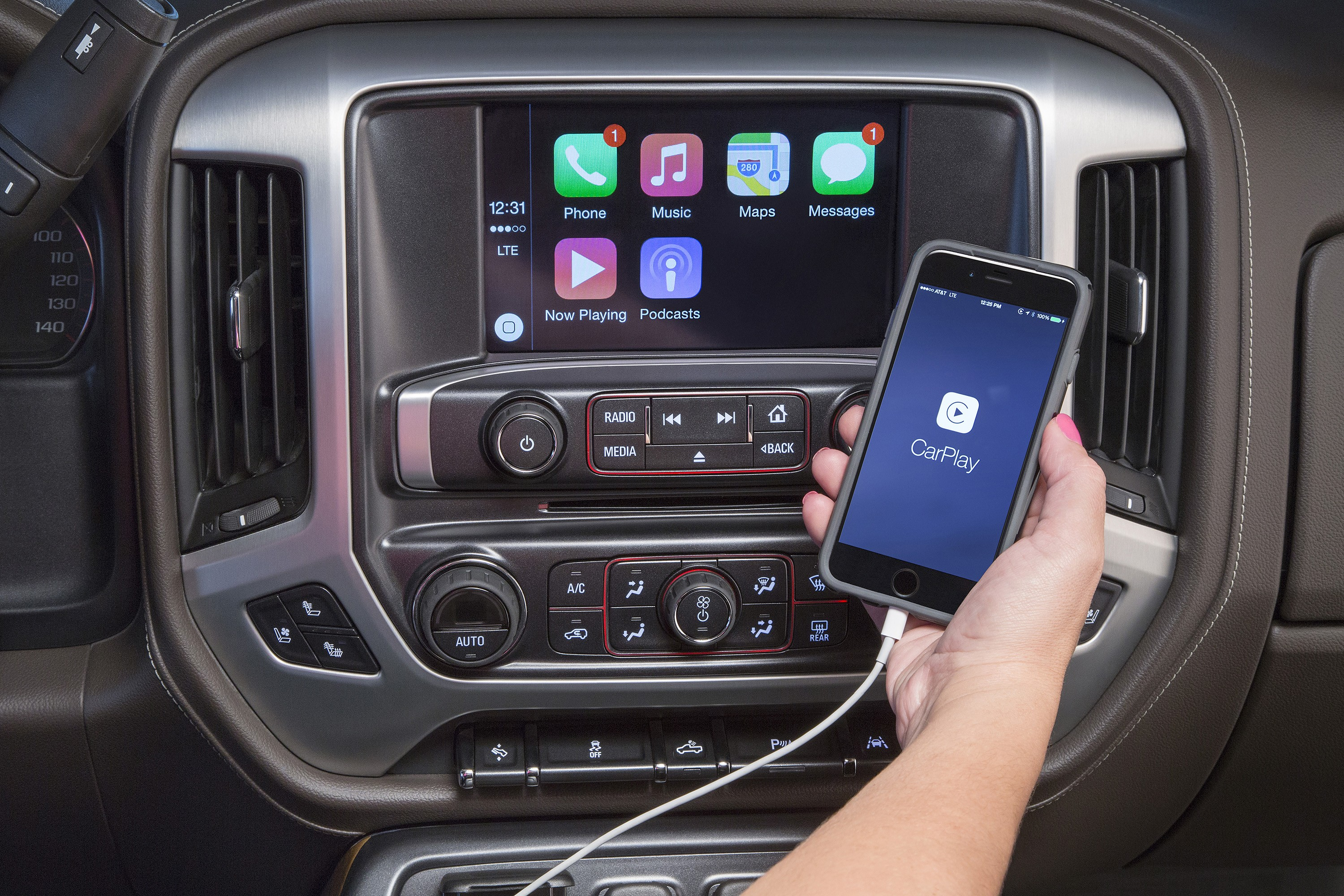 carplay apple arrives sierra with detailed gmc look new blog pickup more features