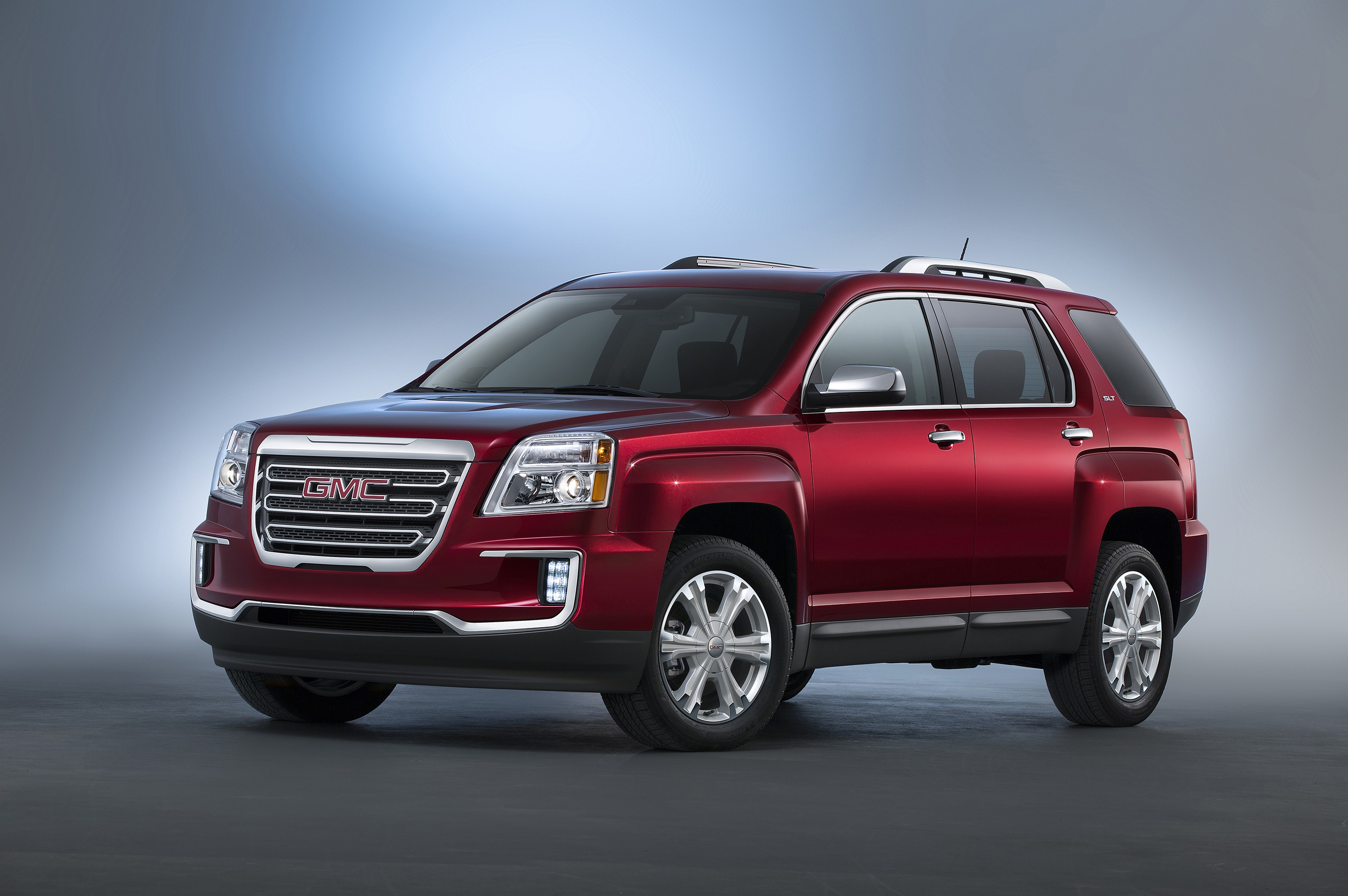 2016 gmc terrain terrain denali unveiled changes are minimal autoevolution. Black Bedroom Furniture Sets. Home Design Ideas