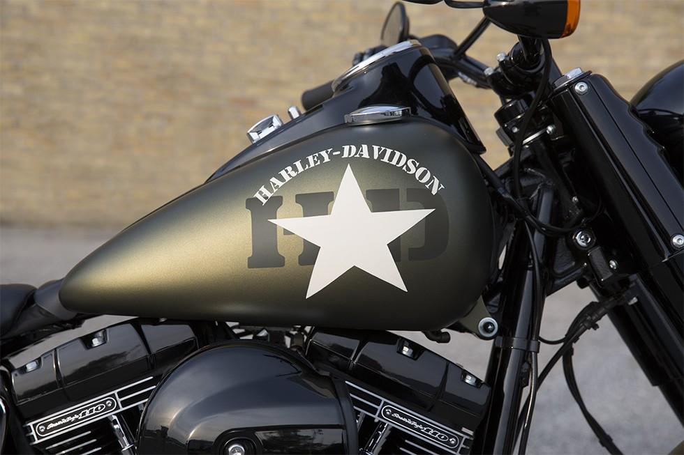 2016 Harley Davidson Softail Slim S