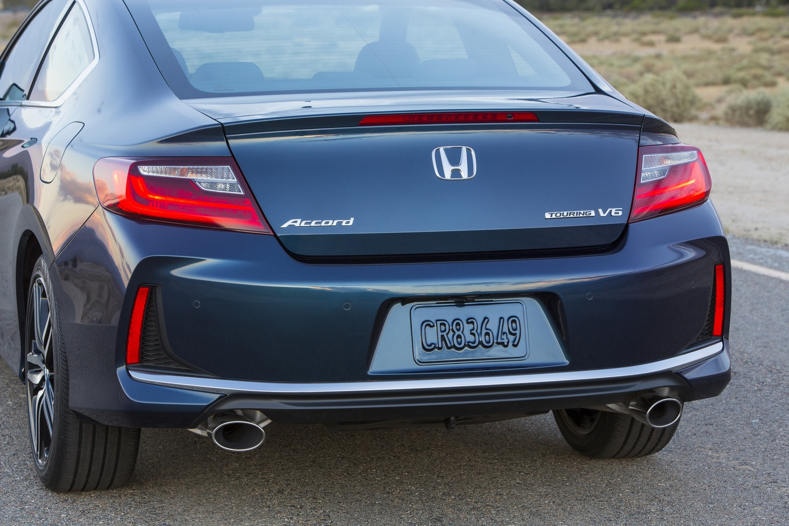 2016 Honda Accord Coupe Facelift Holds Both Visual and Mechanical Upgrades - autoevolution