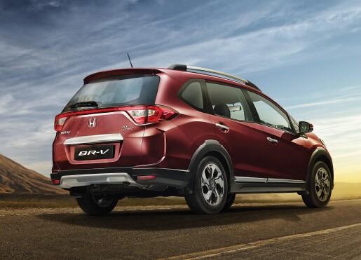 2016 Honda BR-V Debuts in India - autoevolution