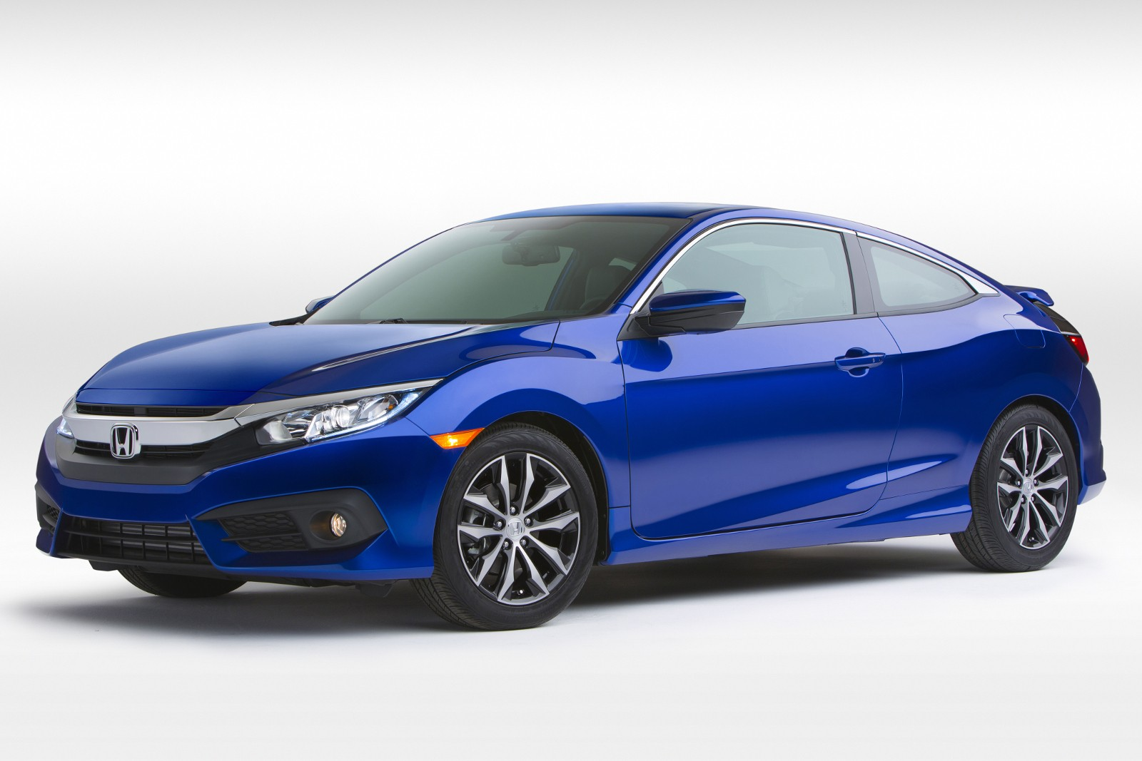 Honda Civic: 2016 Honda Civic Coupe Revealed With Bigger Cabin, Turbo