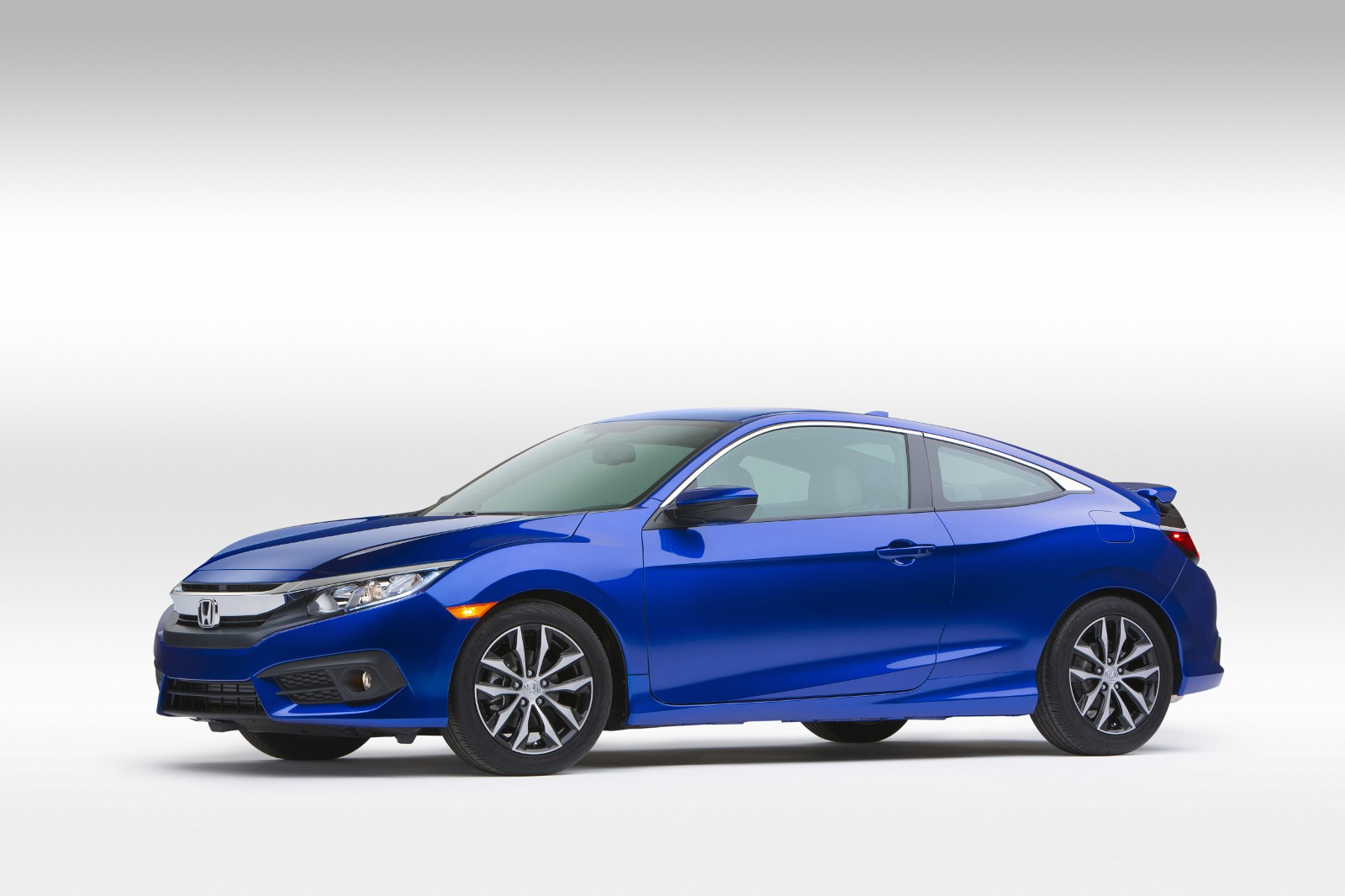 2016 honda civic coupe revealed with bigger cabin turbo engine autoevolution. Black Bedroom Furniture Sets. Home Design Ideas
