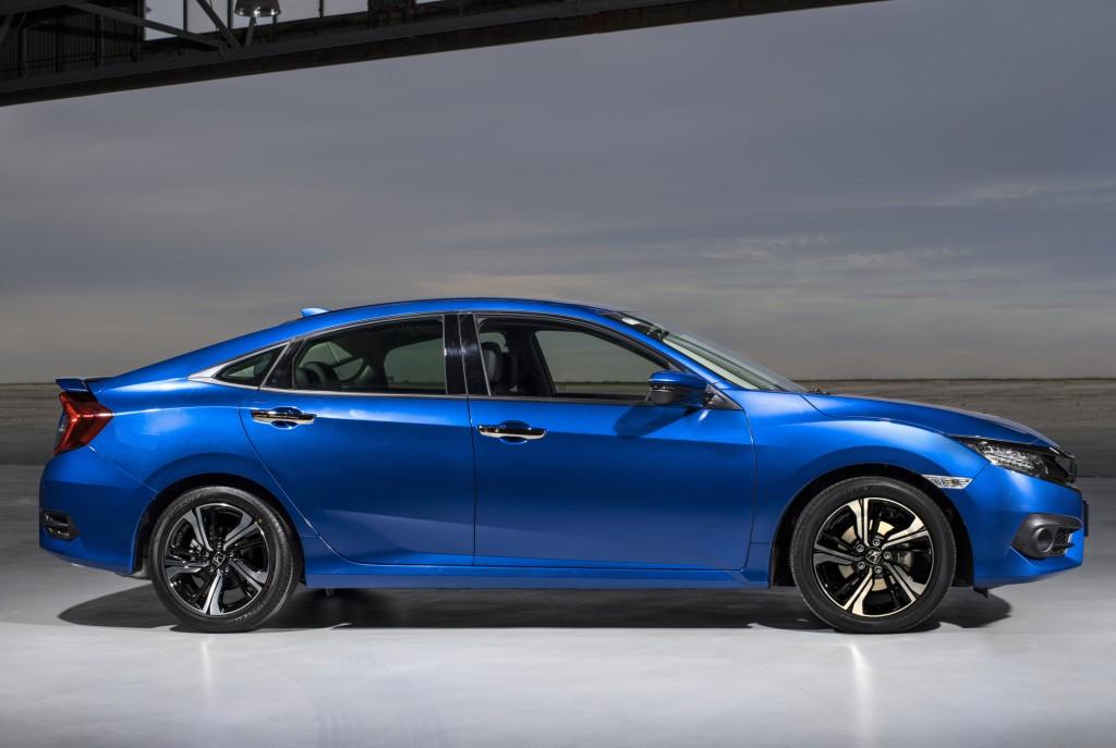 2016 Honda Civic Sedan Gets 1.8L in Australia, Hatch and Type R in 2017 - autoevolution
