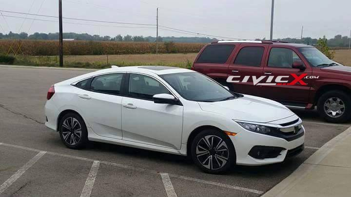 Honda Civic Facelift Hd Wallpapers Bold Still Friendly And