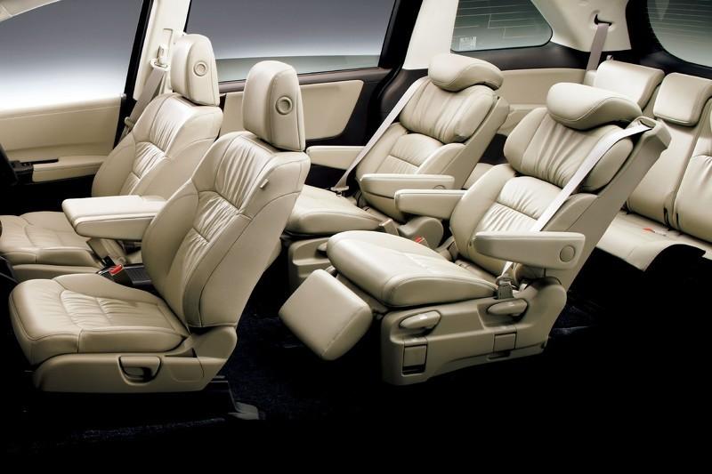 2016 Honda Odyssey Sport Hybrid Anese Specification