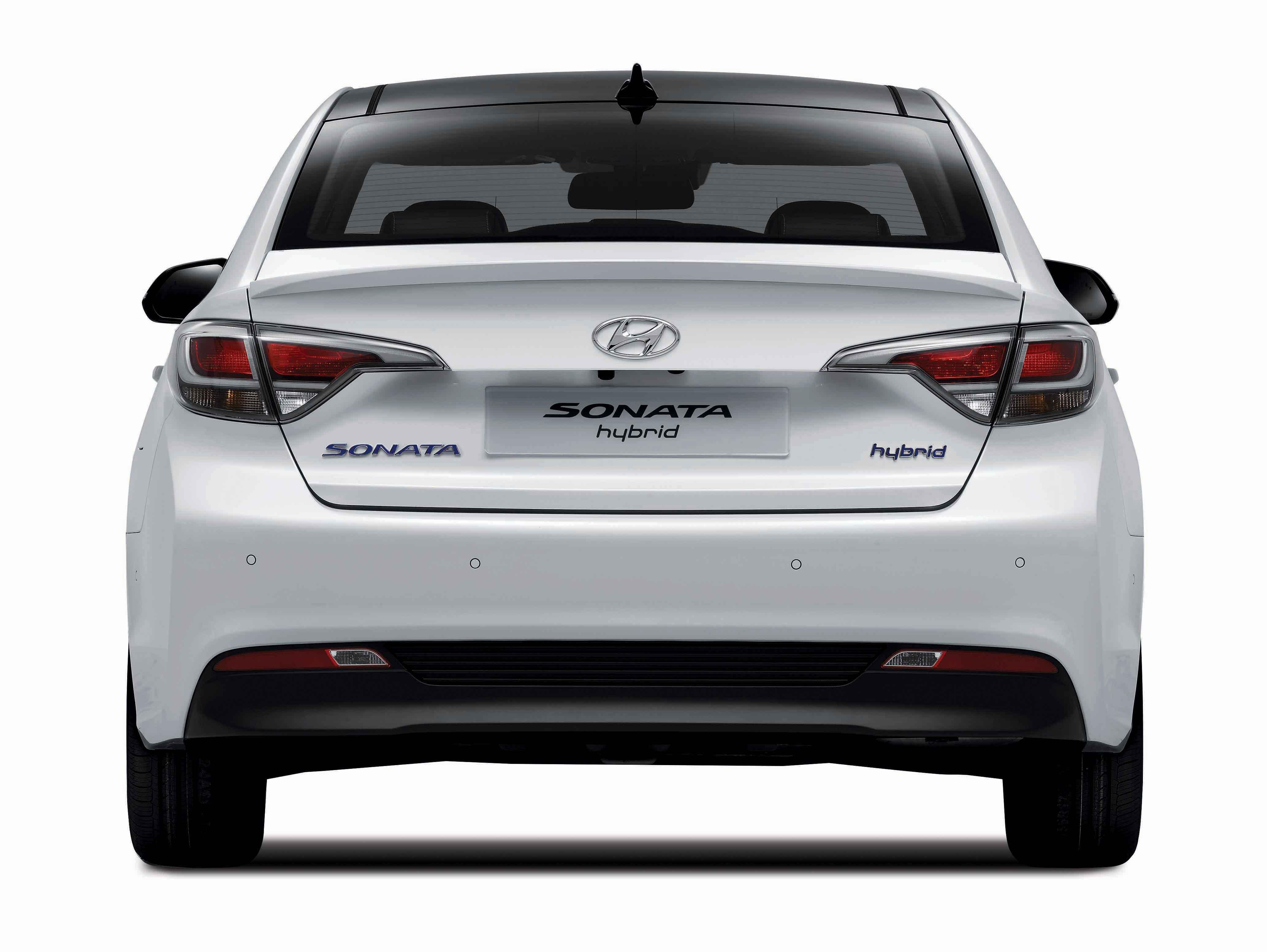 Hyundai Azera 2016 >> 2016 Hyundai Sonata Hybrid Previewed at Launch Event in ...