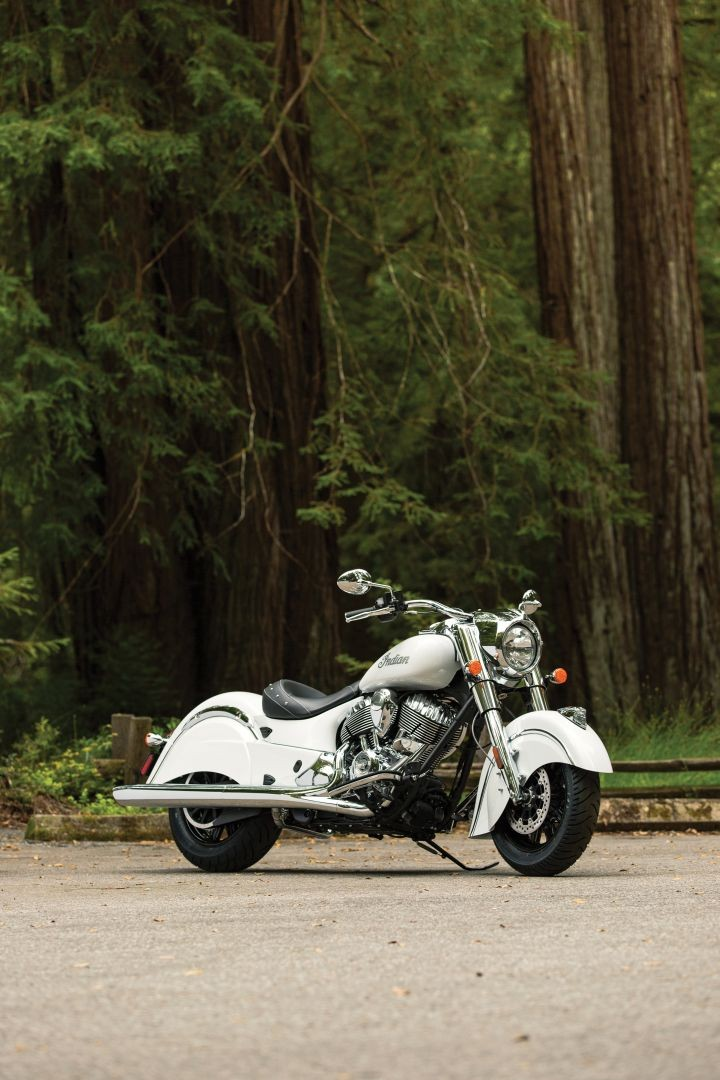 2016 Indian Chief Classic and Chief Vintage Introduce New ...
