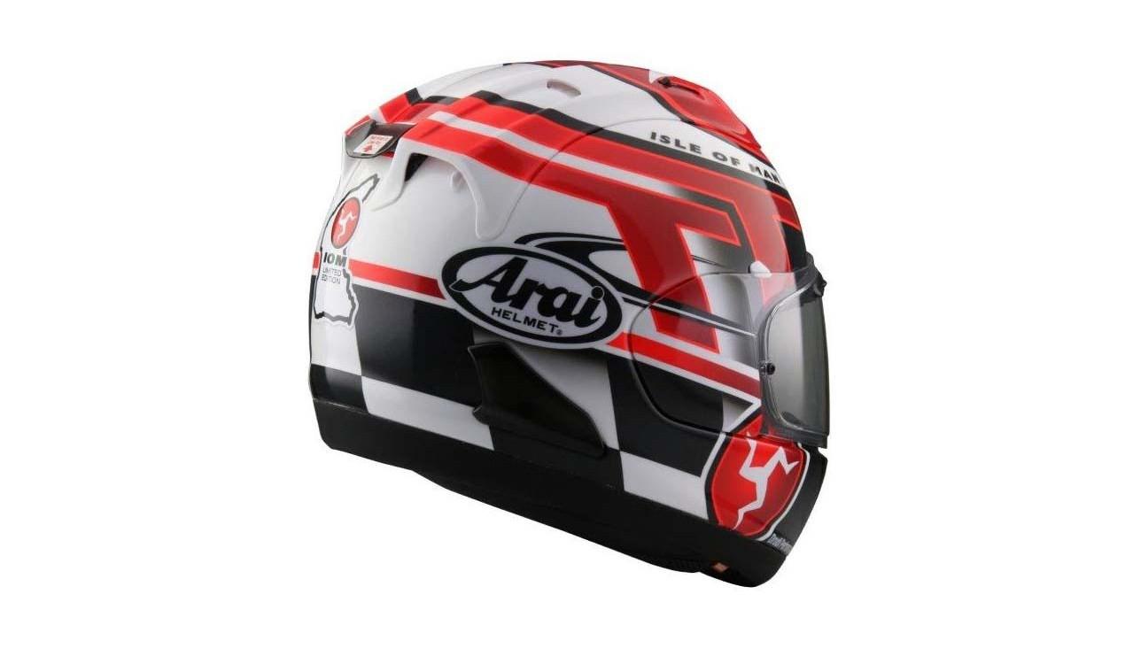 2016 isle of man tt limited edition helmet breaks cover